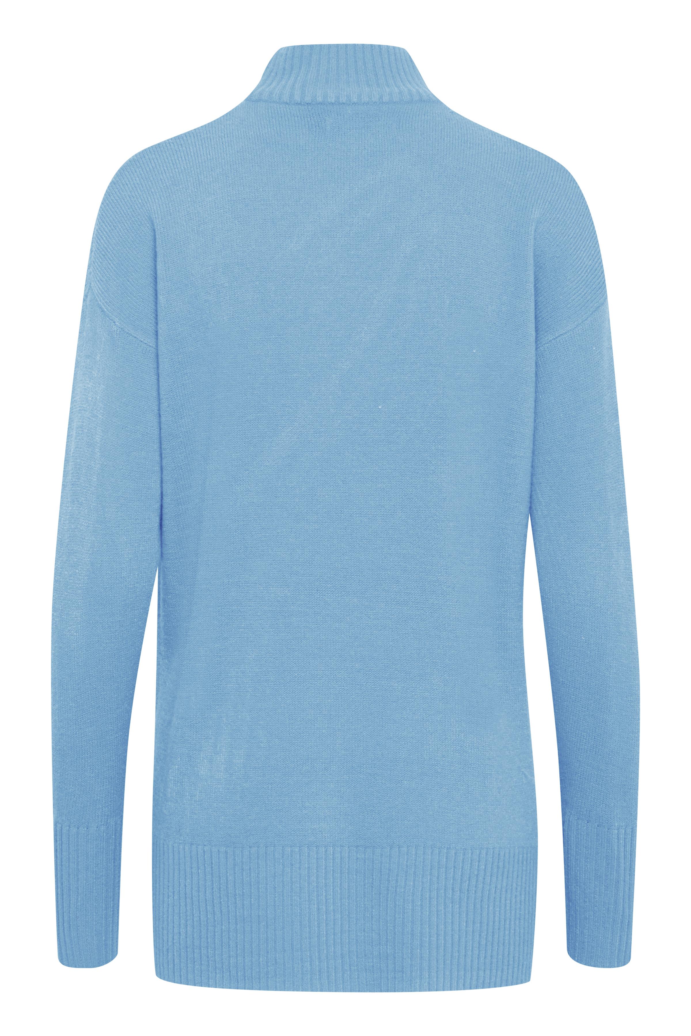 Cornflower Blue Pullover van b.young – Koop Cornflower Blue Pullover hier van size XS-XXL