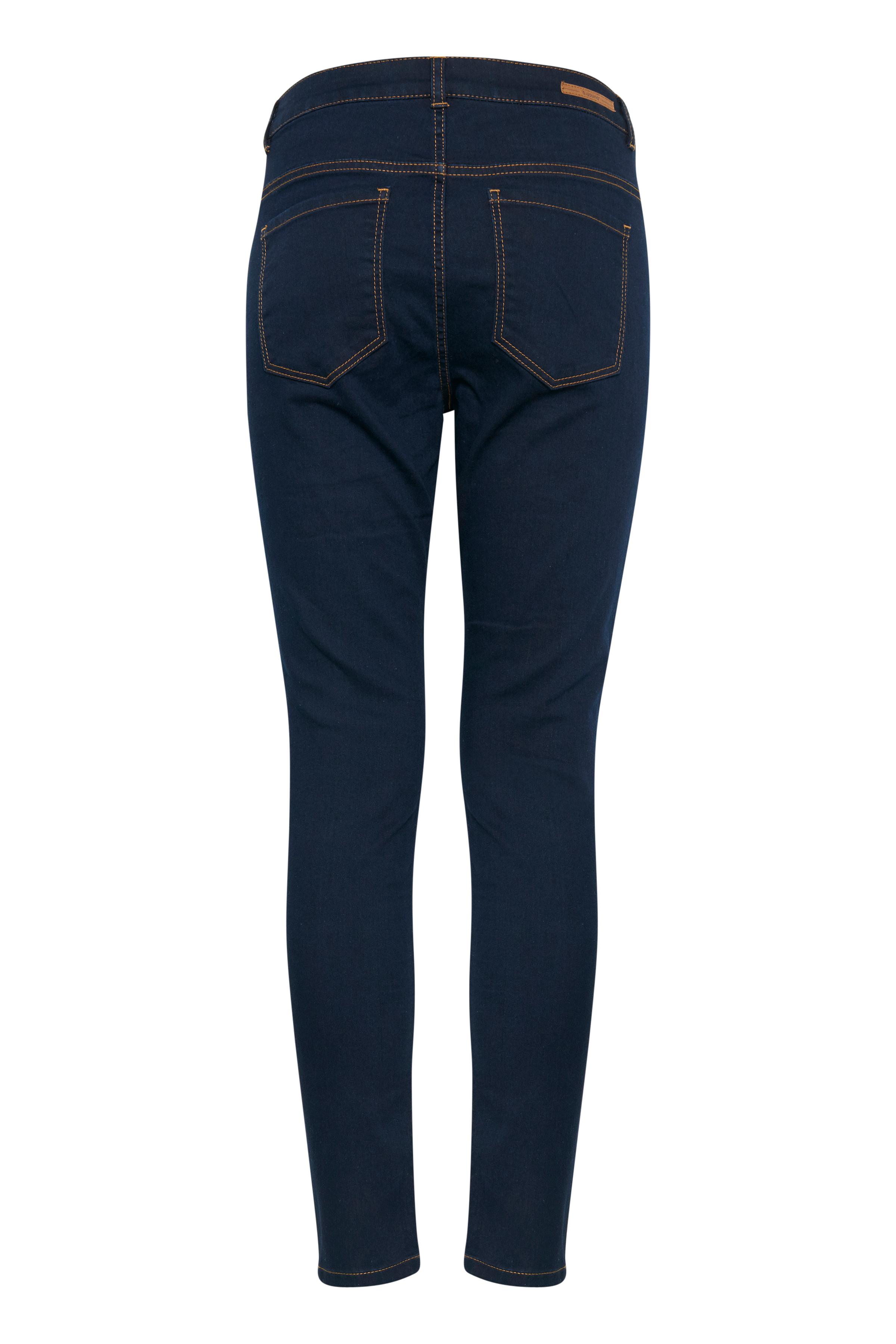 Dark blue denim Jeans från b.young – Köp Dark blue denim Jeans från storlek 25-36 här
