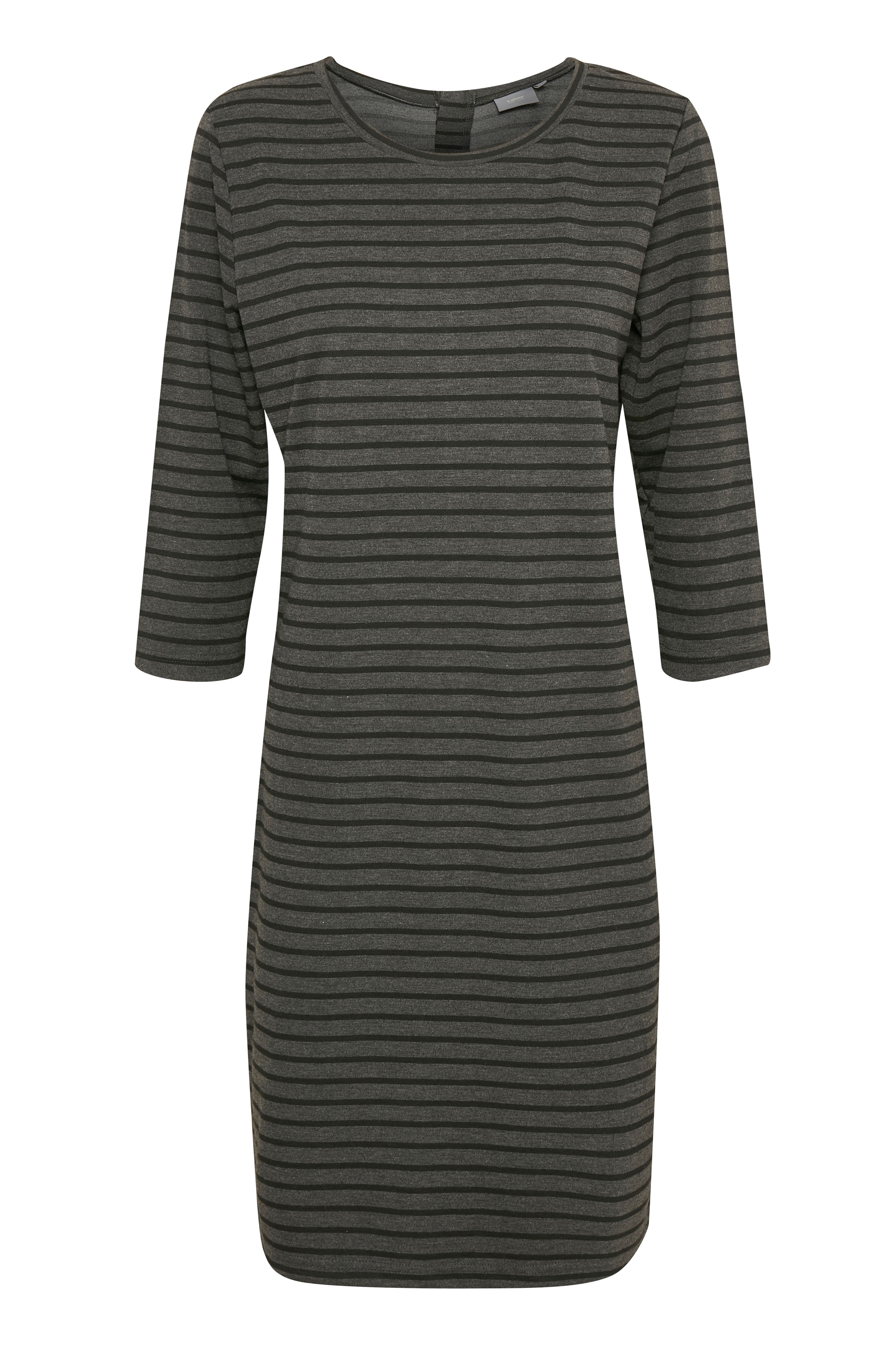 Dark grey mel. combi Jersey dress from b.young – Buy Dark grey mel. combi Jersey dress from size XS-XXL here