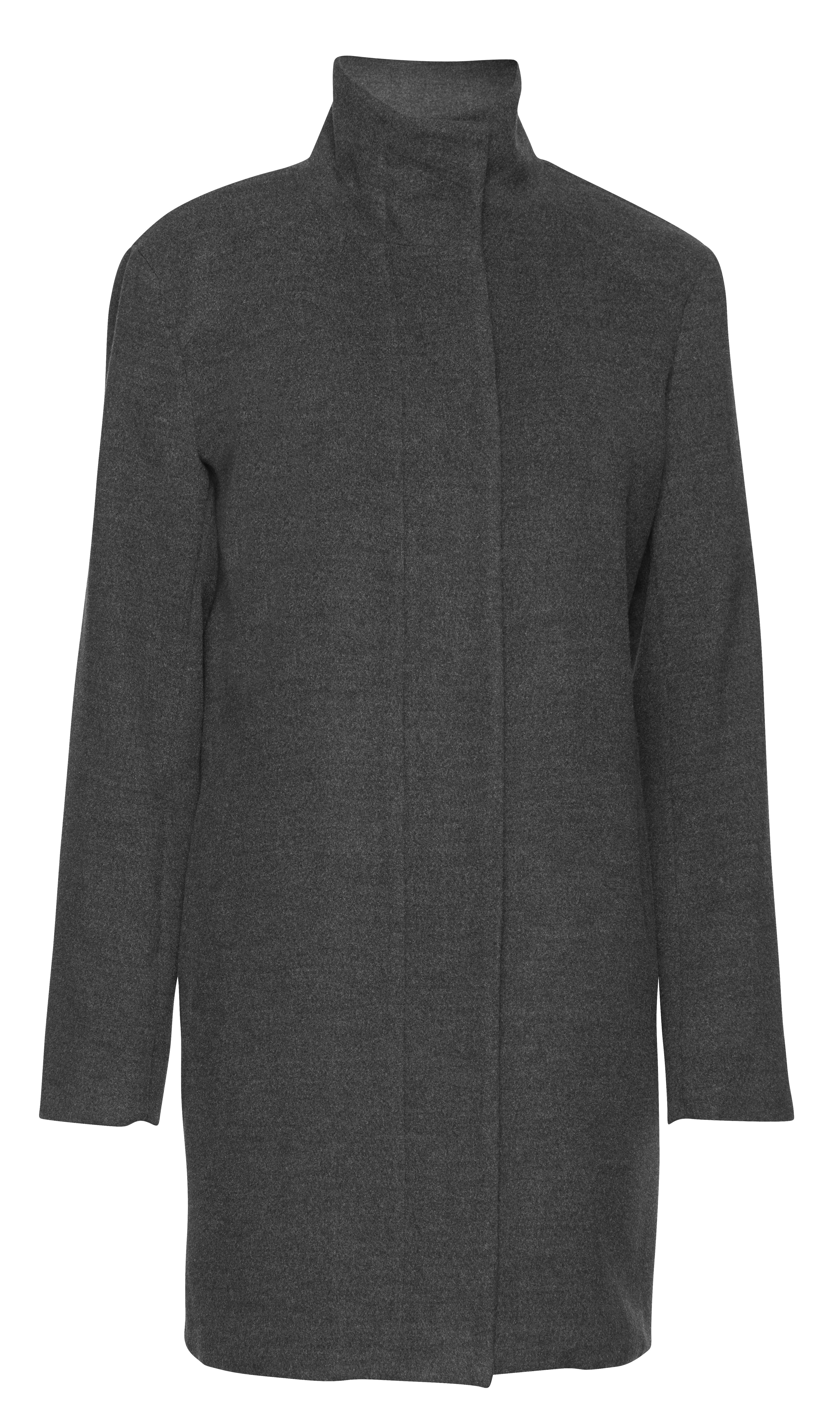 Dark Grey Mel. Jacke von b.young – Kaufen Sie Dark Grey Mel. Jacke aus Größe 34-46 hier