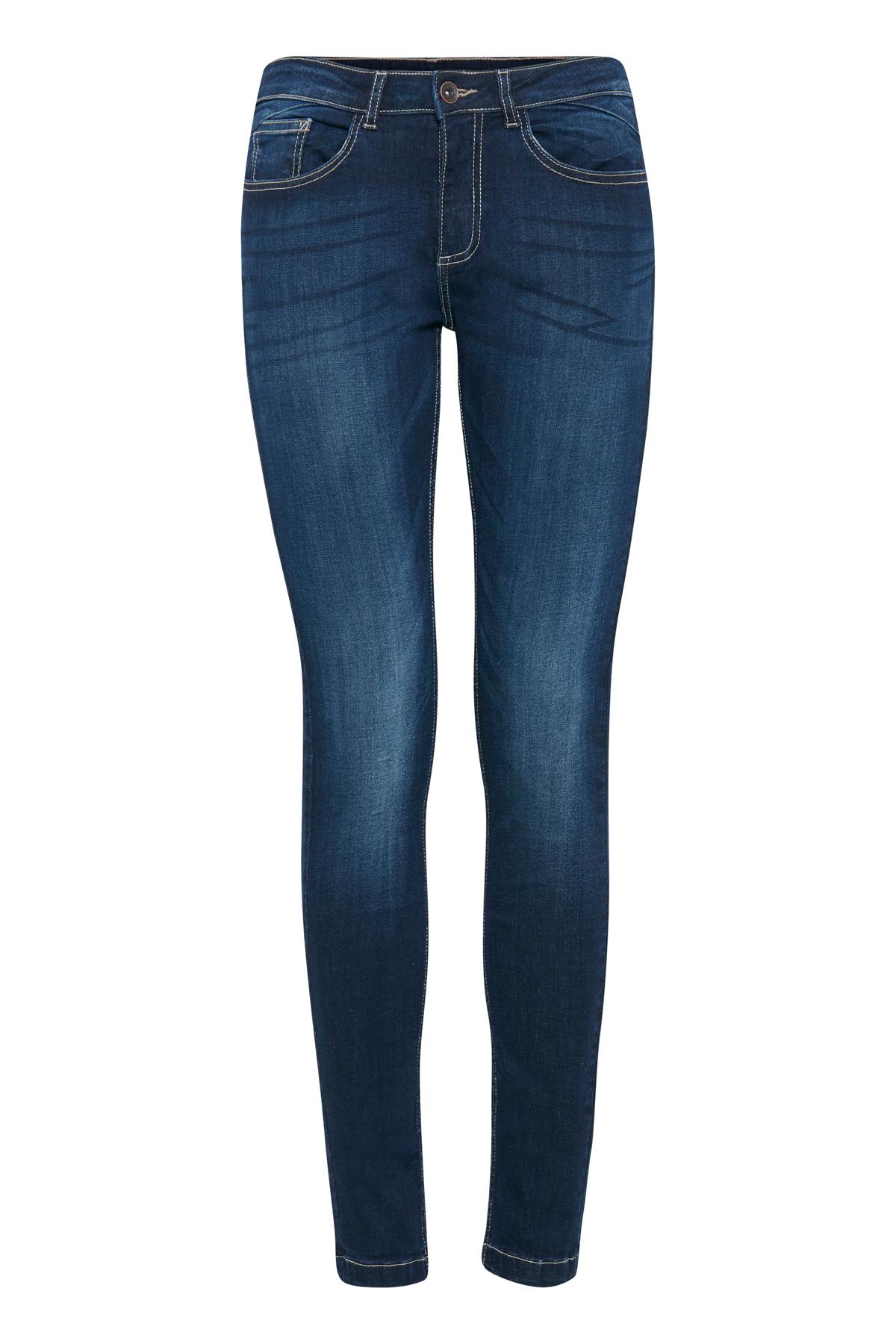 Dark ink Jeans van b.young – Koop Dark ink Jeans hier van size 25-36