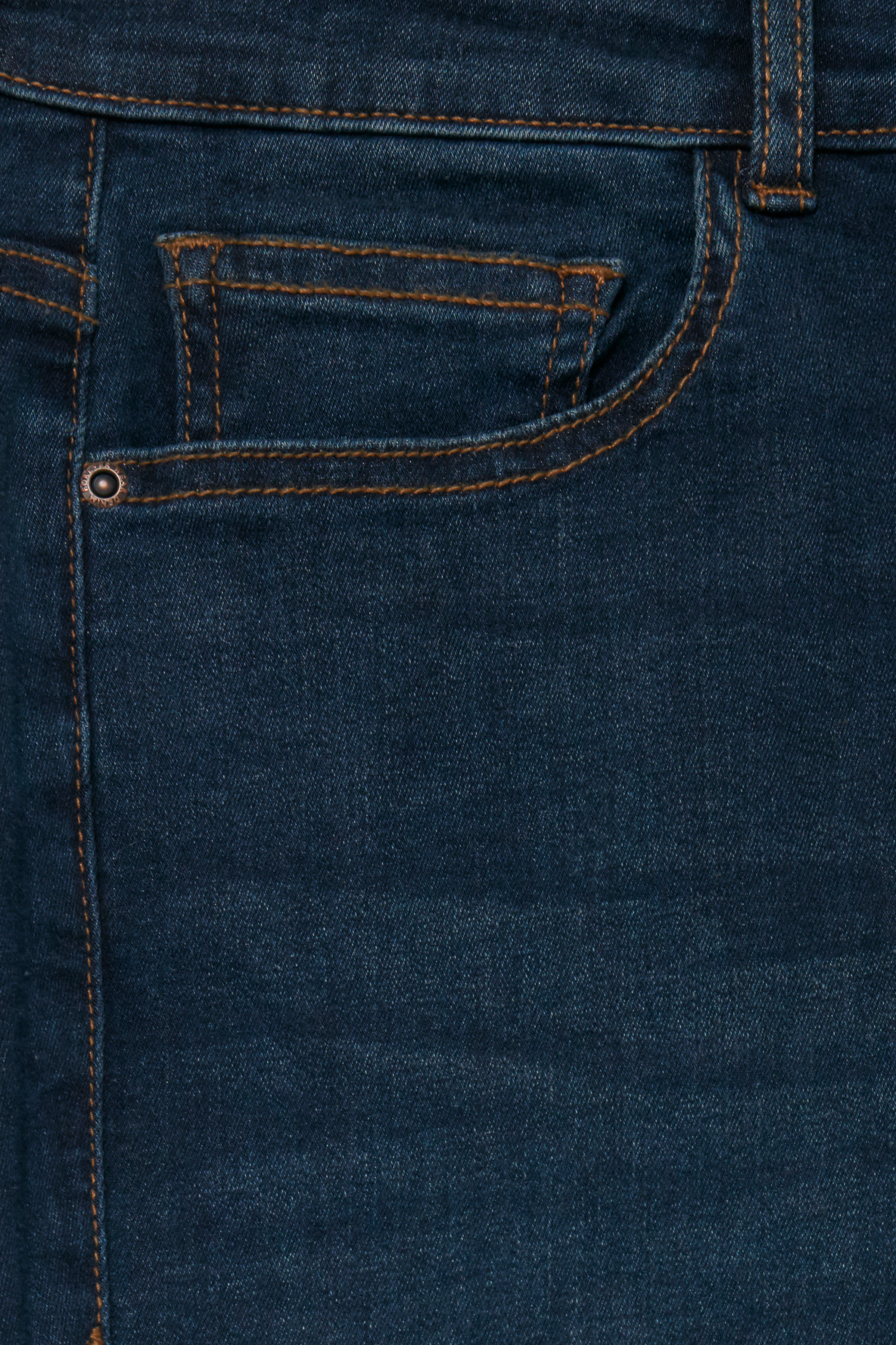 Dark rinse blue Jeans from b.young – Buy Dark rinse blue Jeans from size 26-34 here