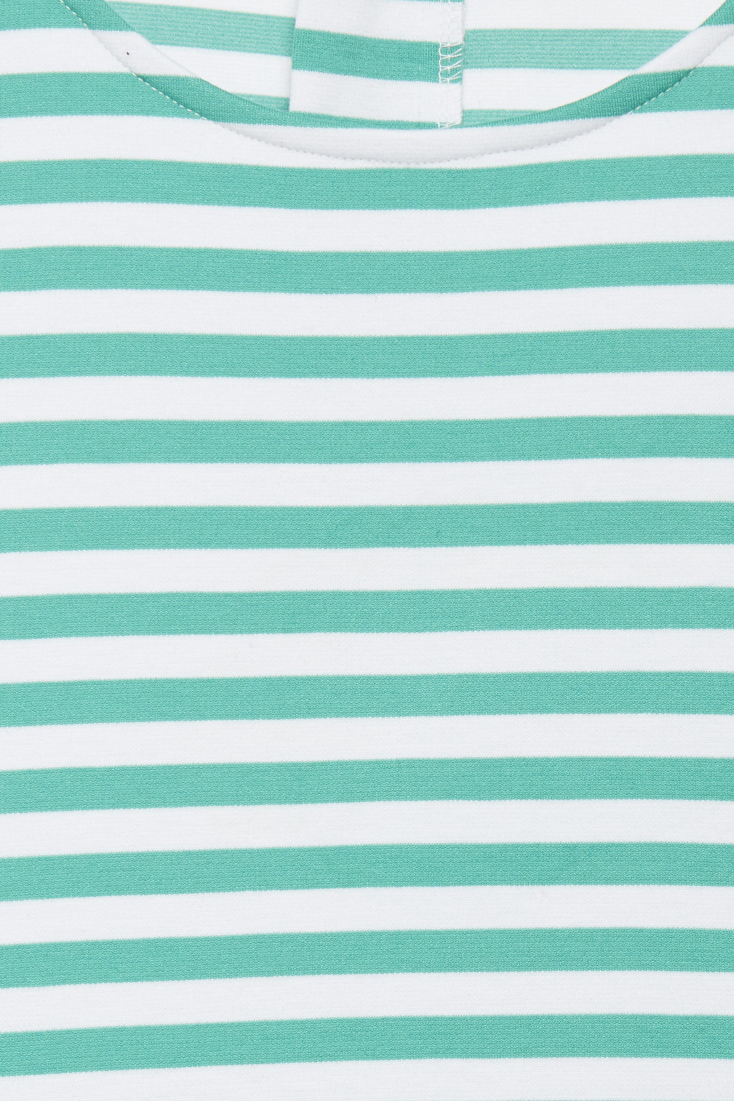 Fresh Green Big Stripe T-shirt von b.young – Kaufen Sie Fresh Green Big Stripe T-shirt aus Größe XS-XXL hier