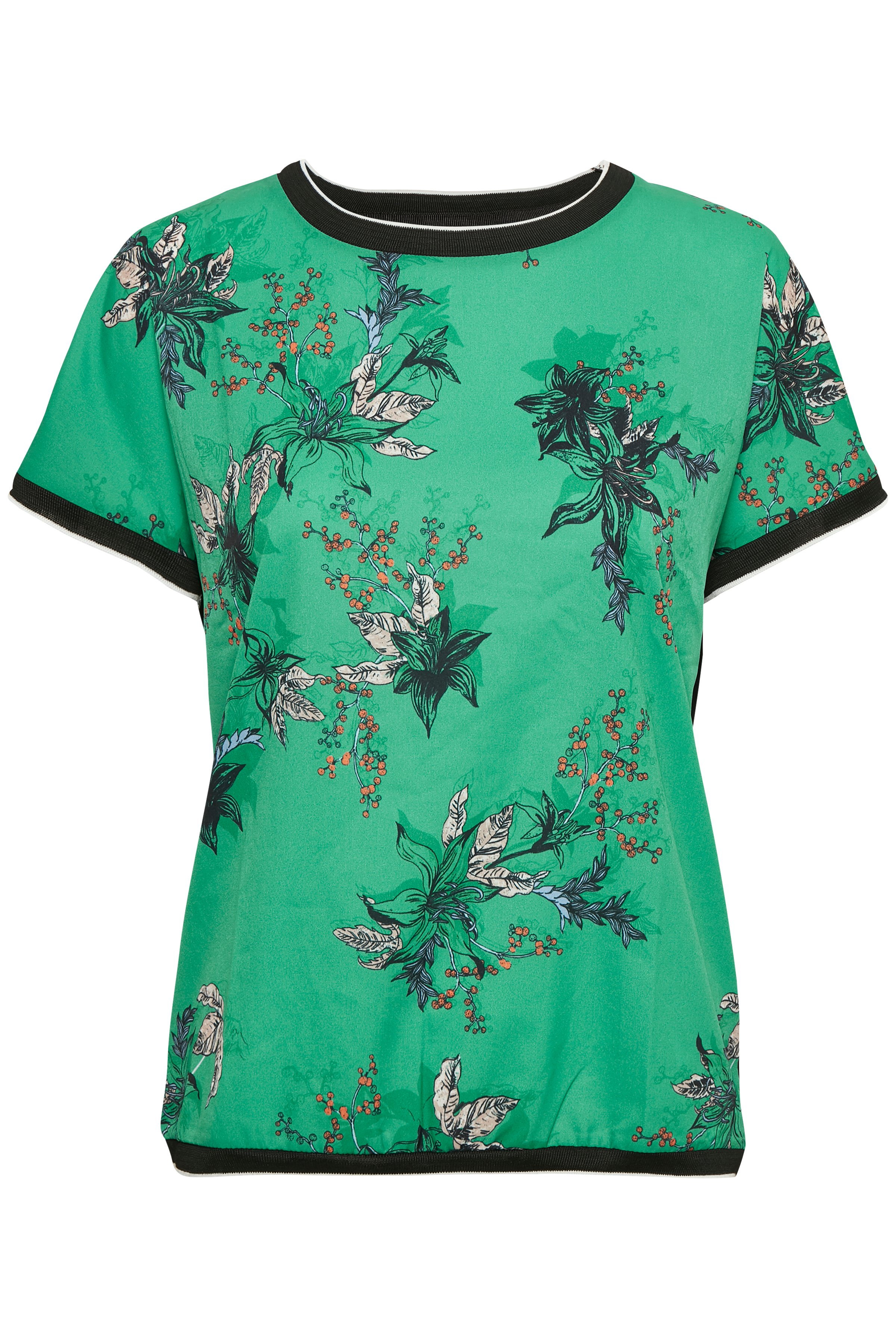 Fresh green combi 1 T-shirt from b.young – Buy Fresh green combi 1 T-shirt from size XS-XXL here