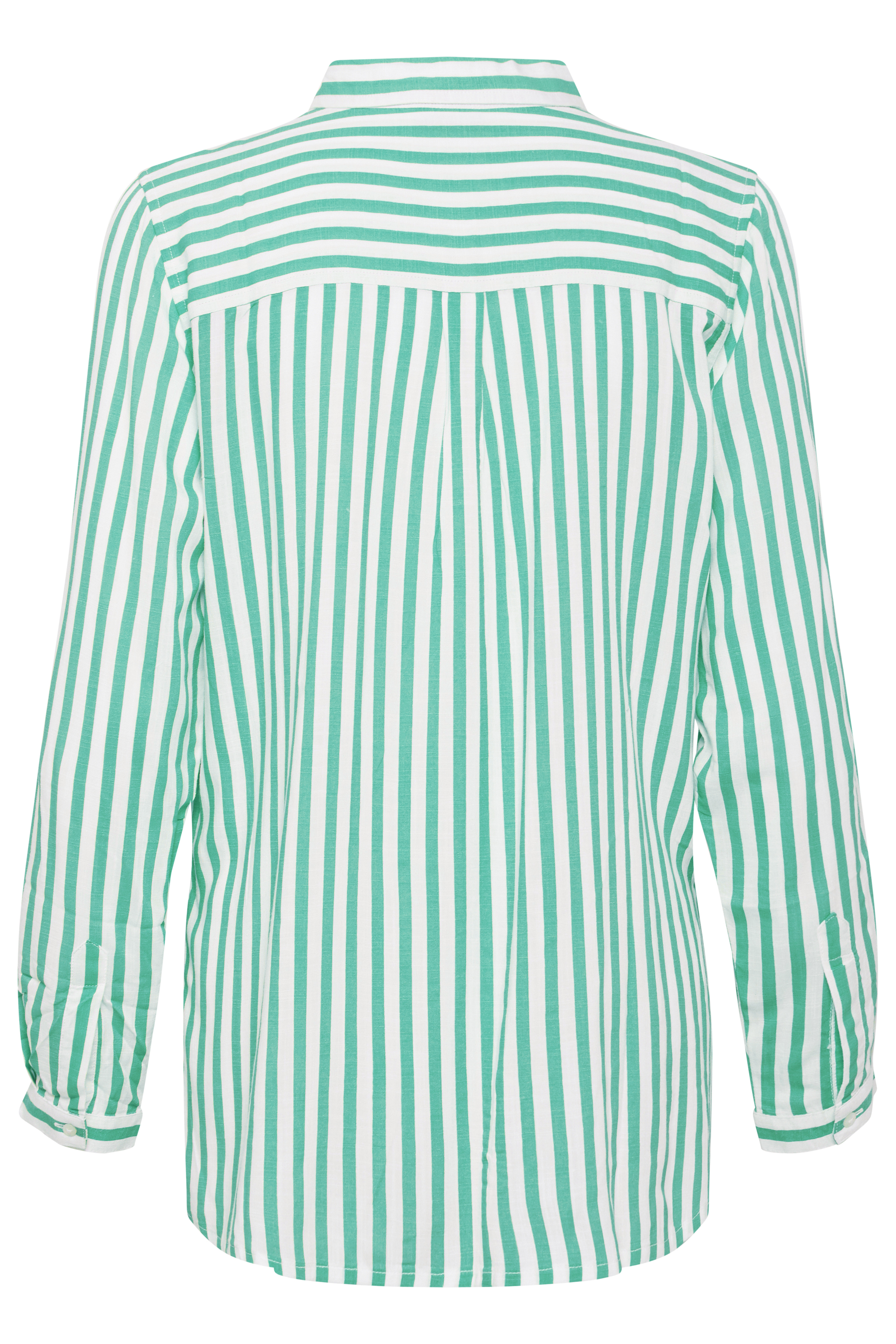 Fresh Green combi Long sleeved shirt from b.young – Buy Fresh Green combi Long sleeved shirt from size 34-44 here