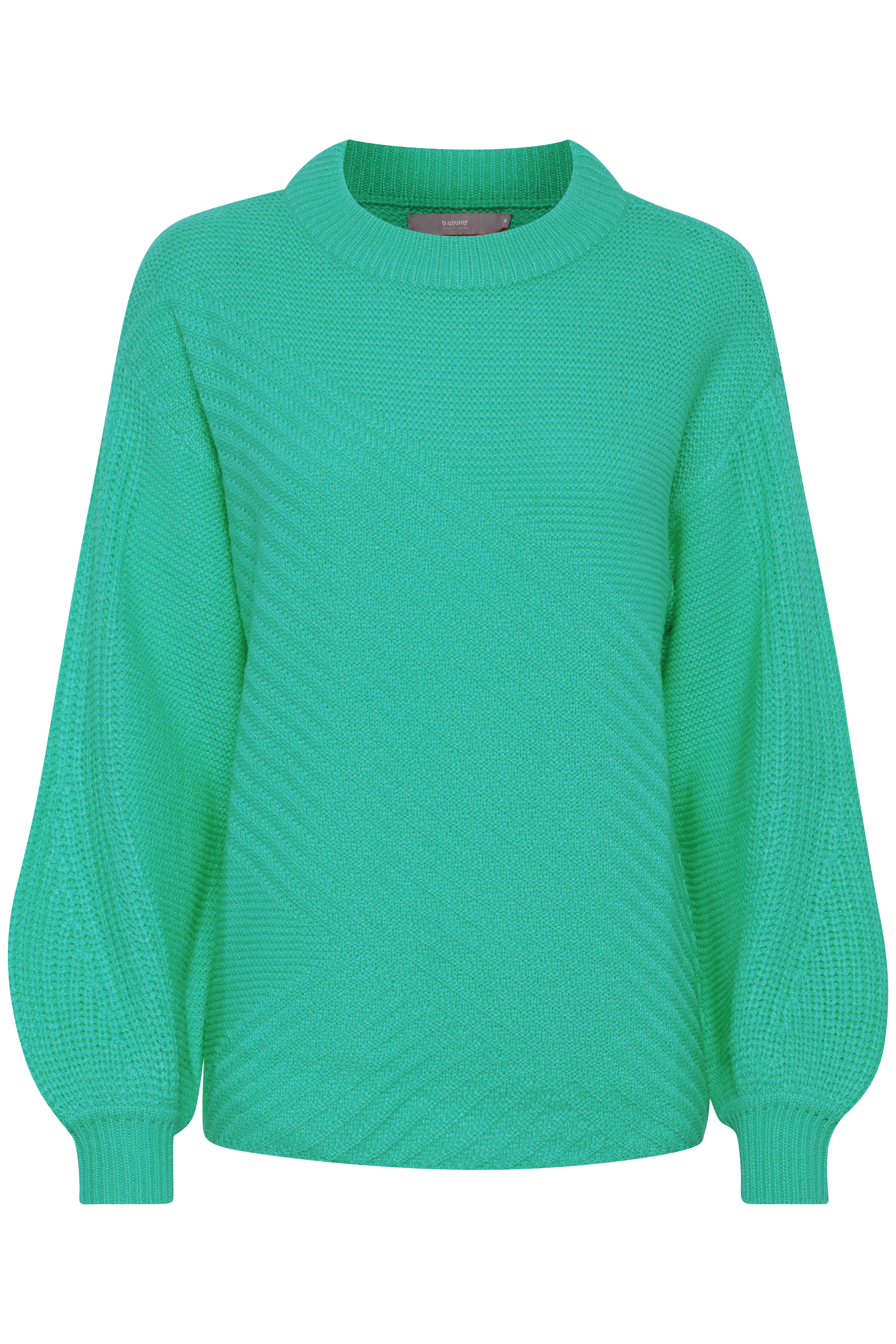 Fresh Green Knitted pullover from b.young – Buy Fresh Green Knitted pullover from size XS-XXL here
