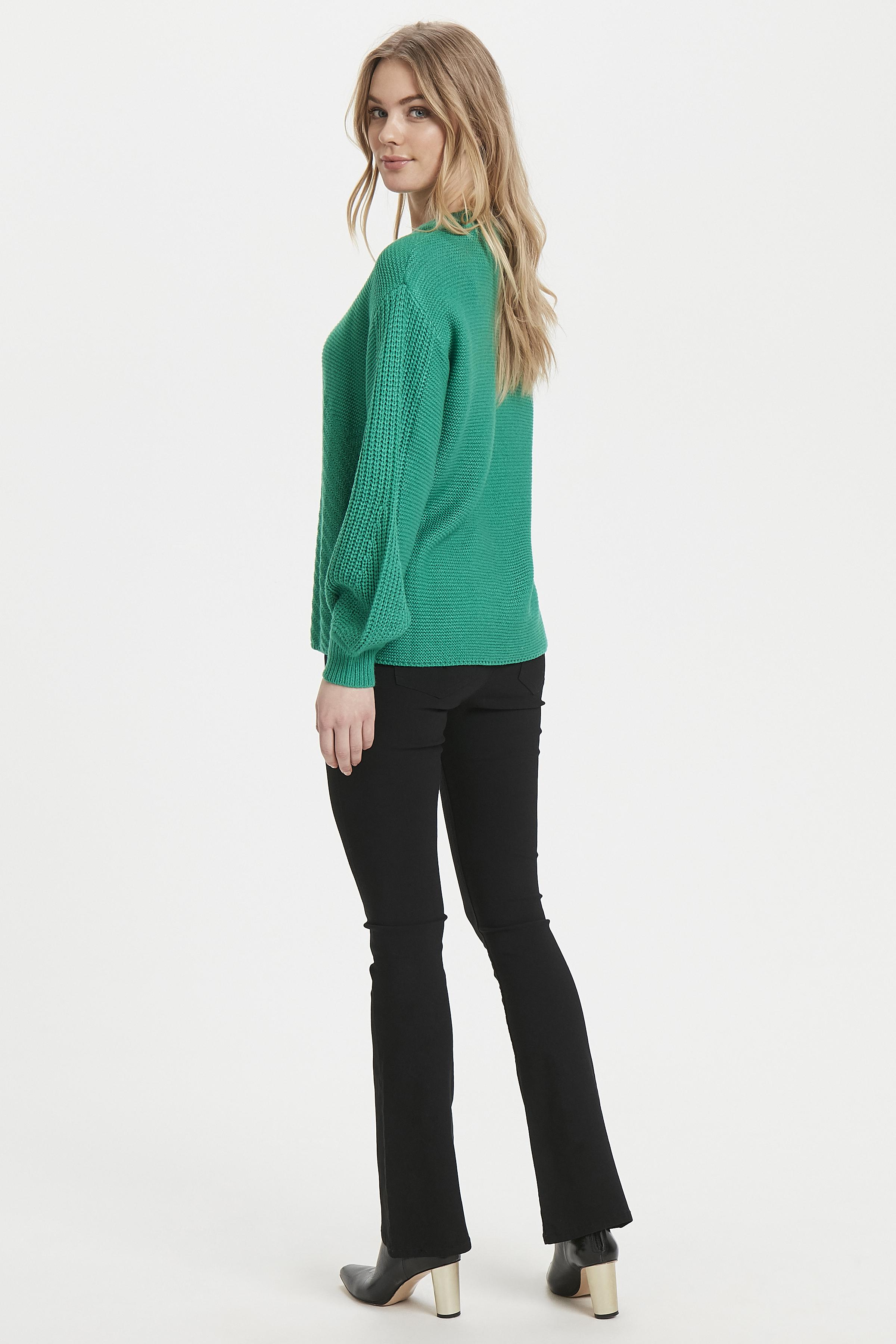 Fresh Green Strickpullover von b.young – Kaufen Sie Fresh Green Strickpullover aus Größe XS-XXL hier
