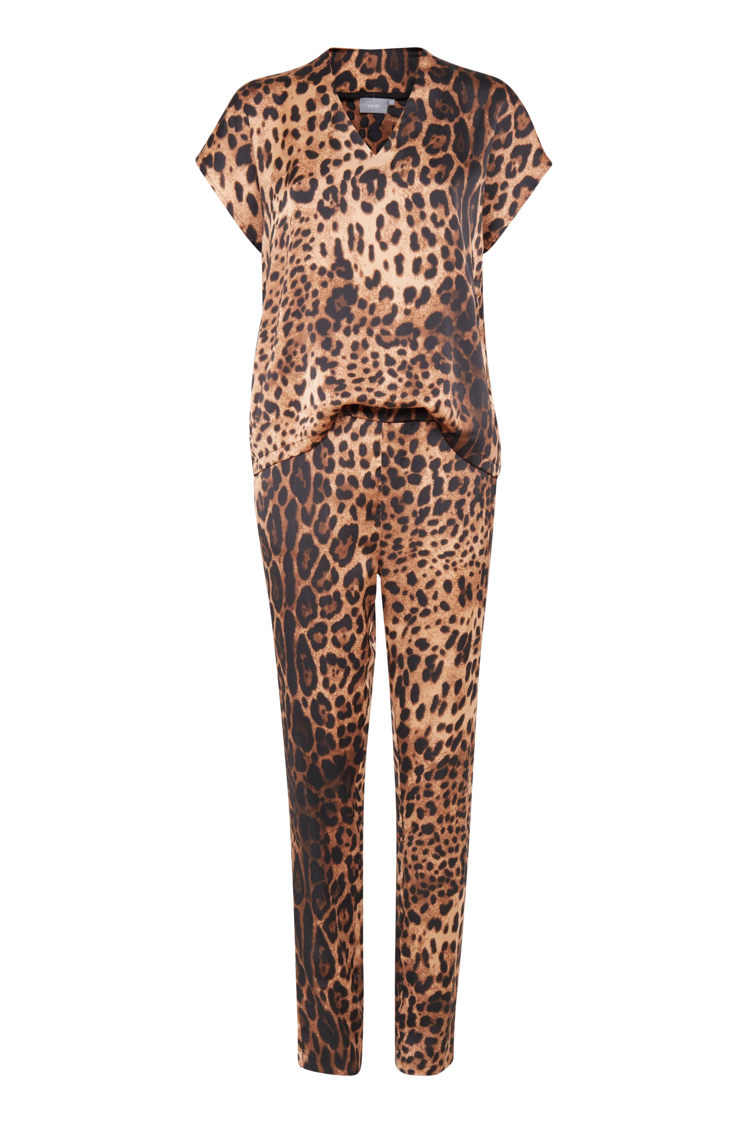 Golden combi 1 Jumpsuit fra b.young – Køb Golden combi 1 Jumpsuit fra str. 34-46 her