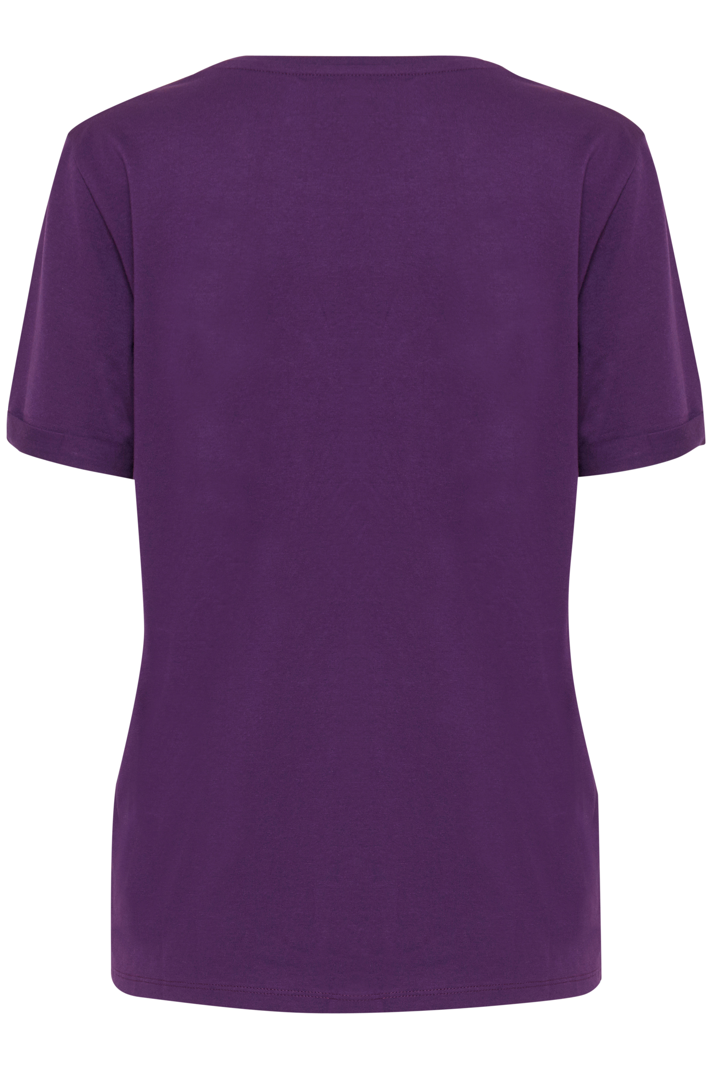 Imperial Purple T-shirt fra b.young – Køb Imperial Purple T-shirt fra str. S-XXL her