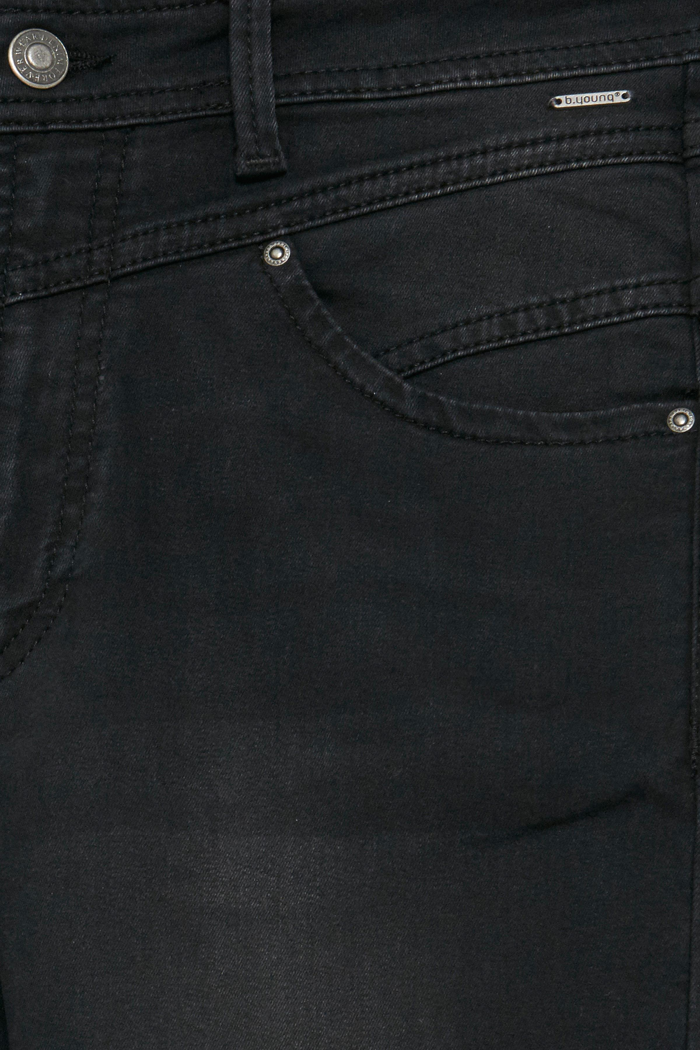 Ink blue Jeans fra b.young – Køb Ink blue Jeans fra str. 25-36 her