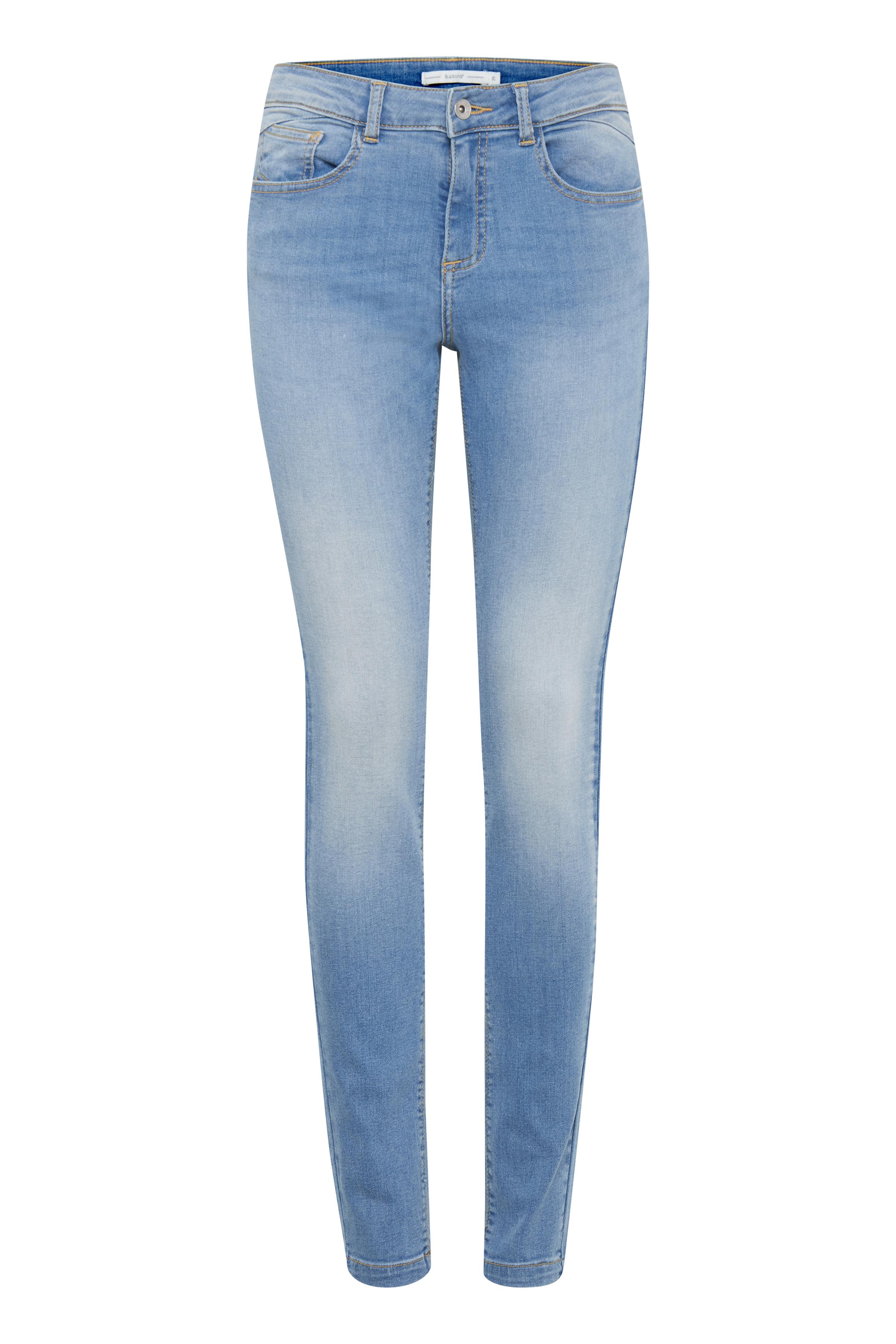 Light blue Lola luni Jeans van b.young – Koop Light blue Lola luni Jeans hier van size 25-36