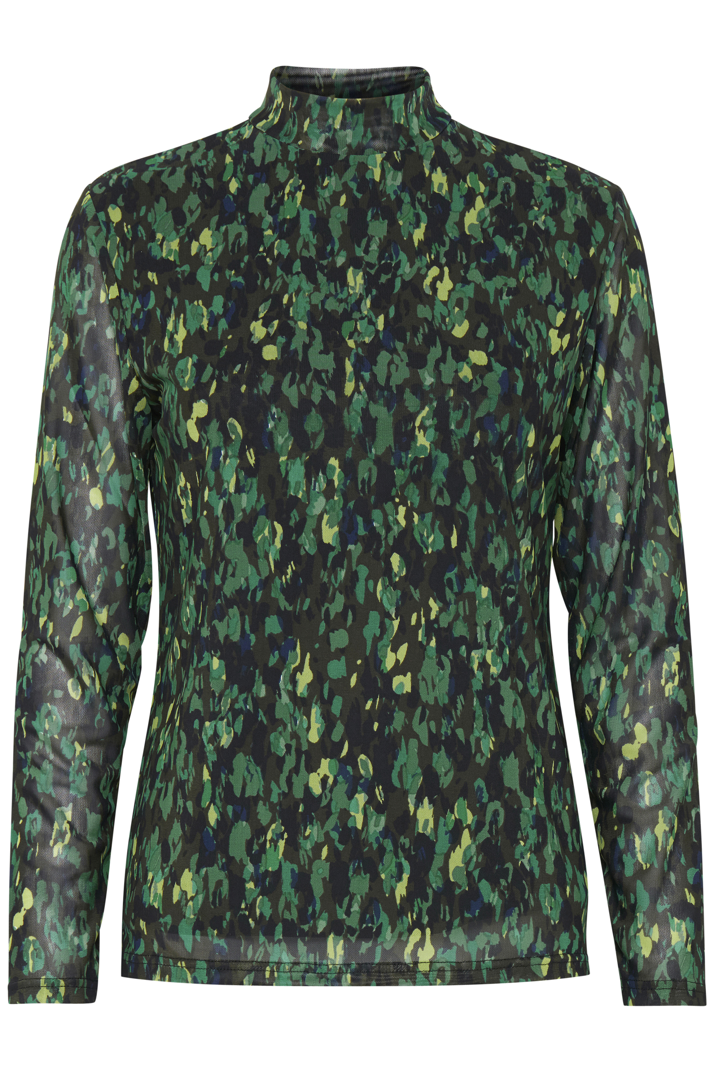 Majestic Green Combi 1 Bluse fra b.young – Køb Majestic Green Combi 1 Bluse fra str. XS-XXL her