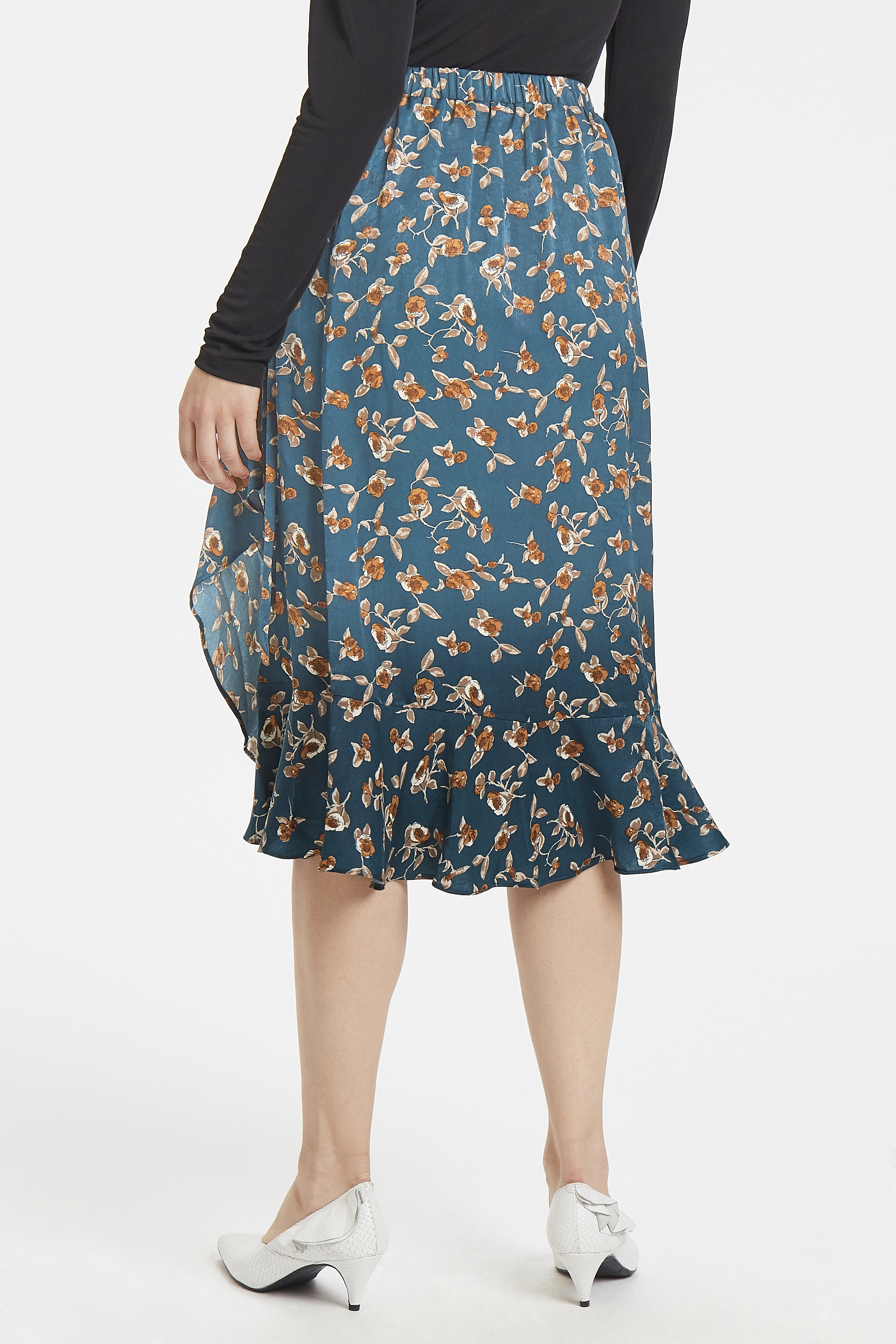 Majestic green combi 1 Skirt from b.young – Buy Majestic green combi 1 Skirt from size 34-42 here