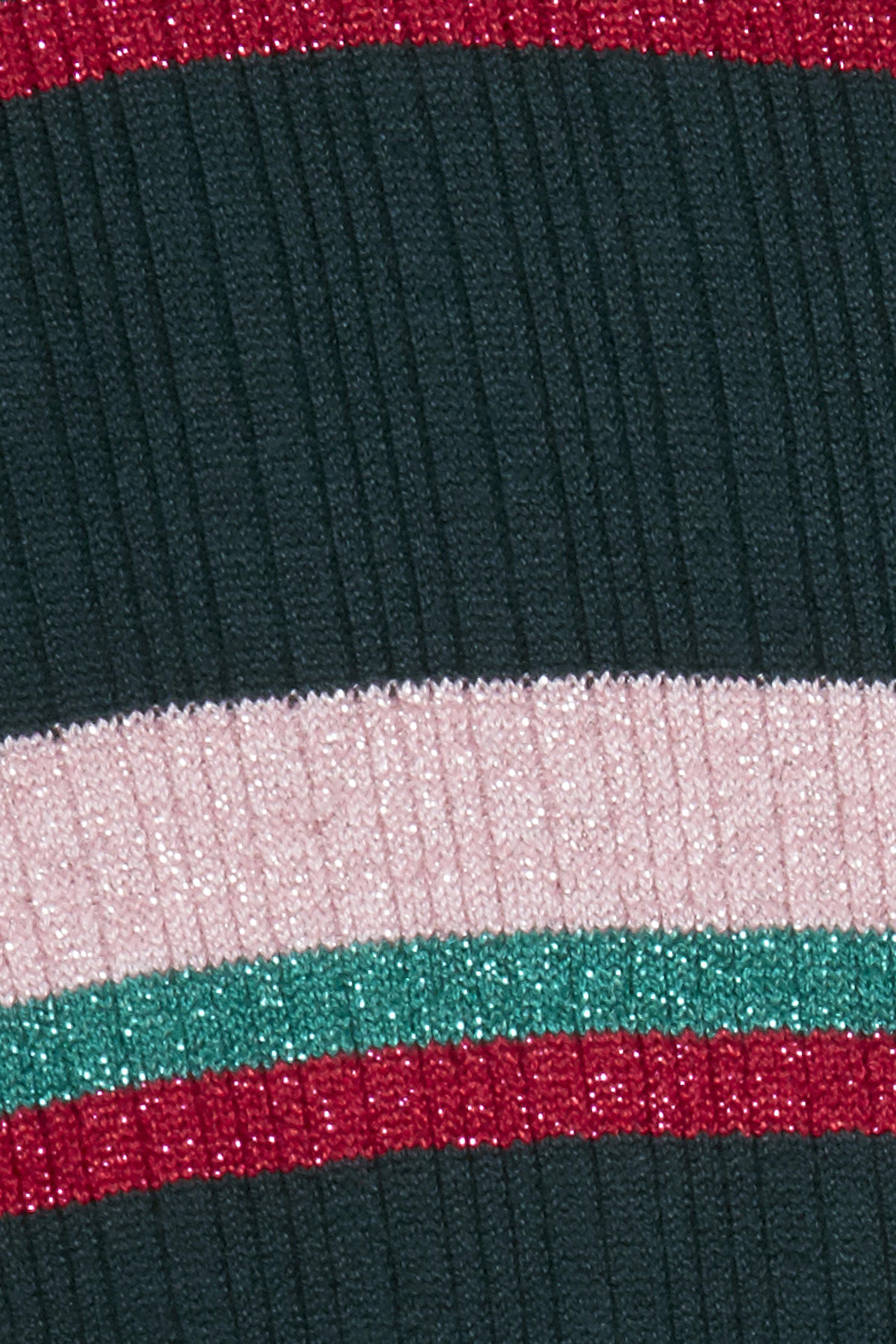 Majestic Green Combi Strickpullover von b.young – Kaufen Sie Majestic Green Combi Strickpullover aus Größe XS-XXL hier