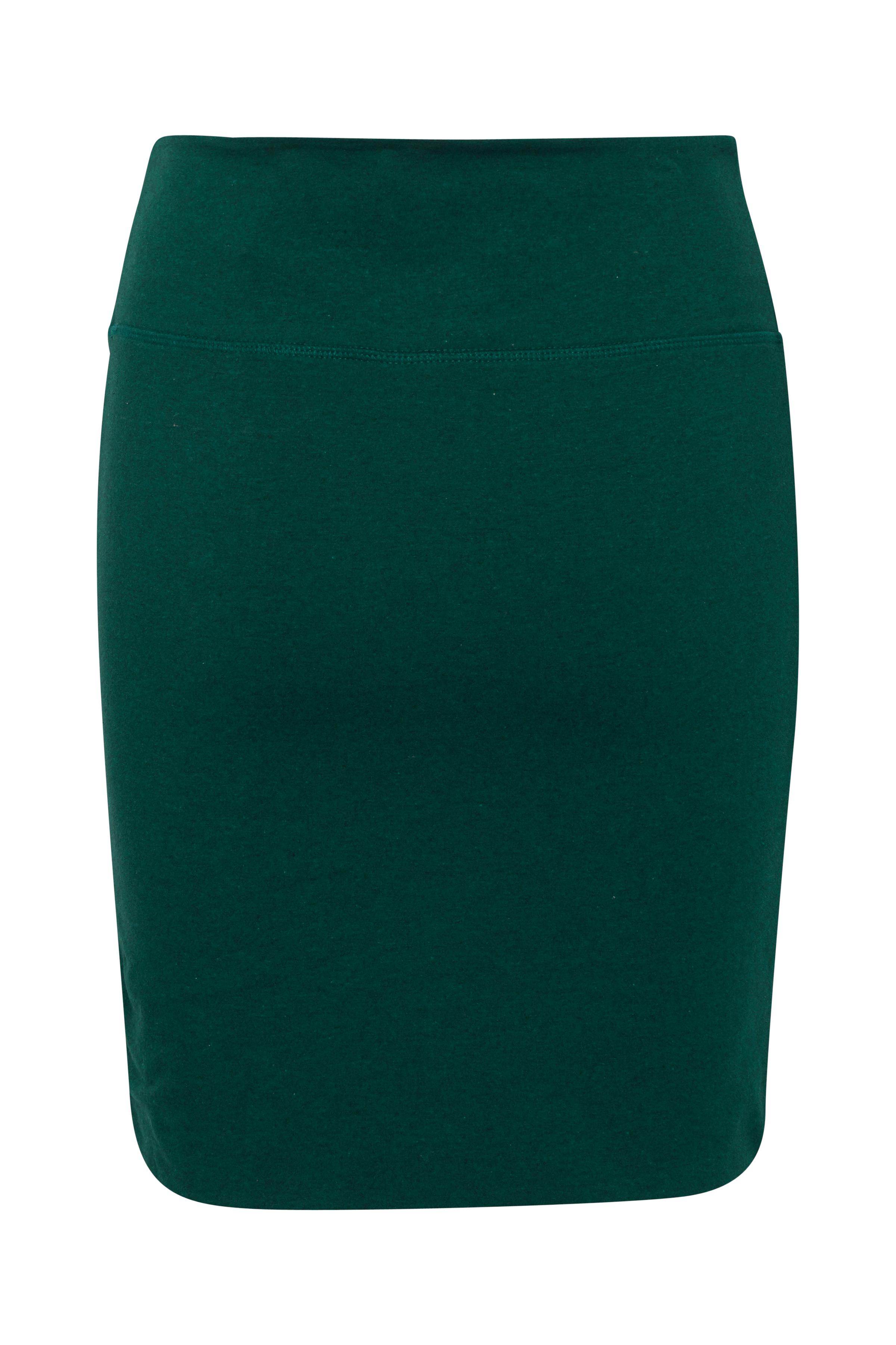 Majestic Green Nederdel fra b.young – Køb Majestic Green Nederdel fra str. XS-XXL her