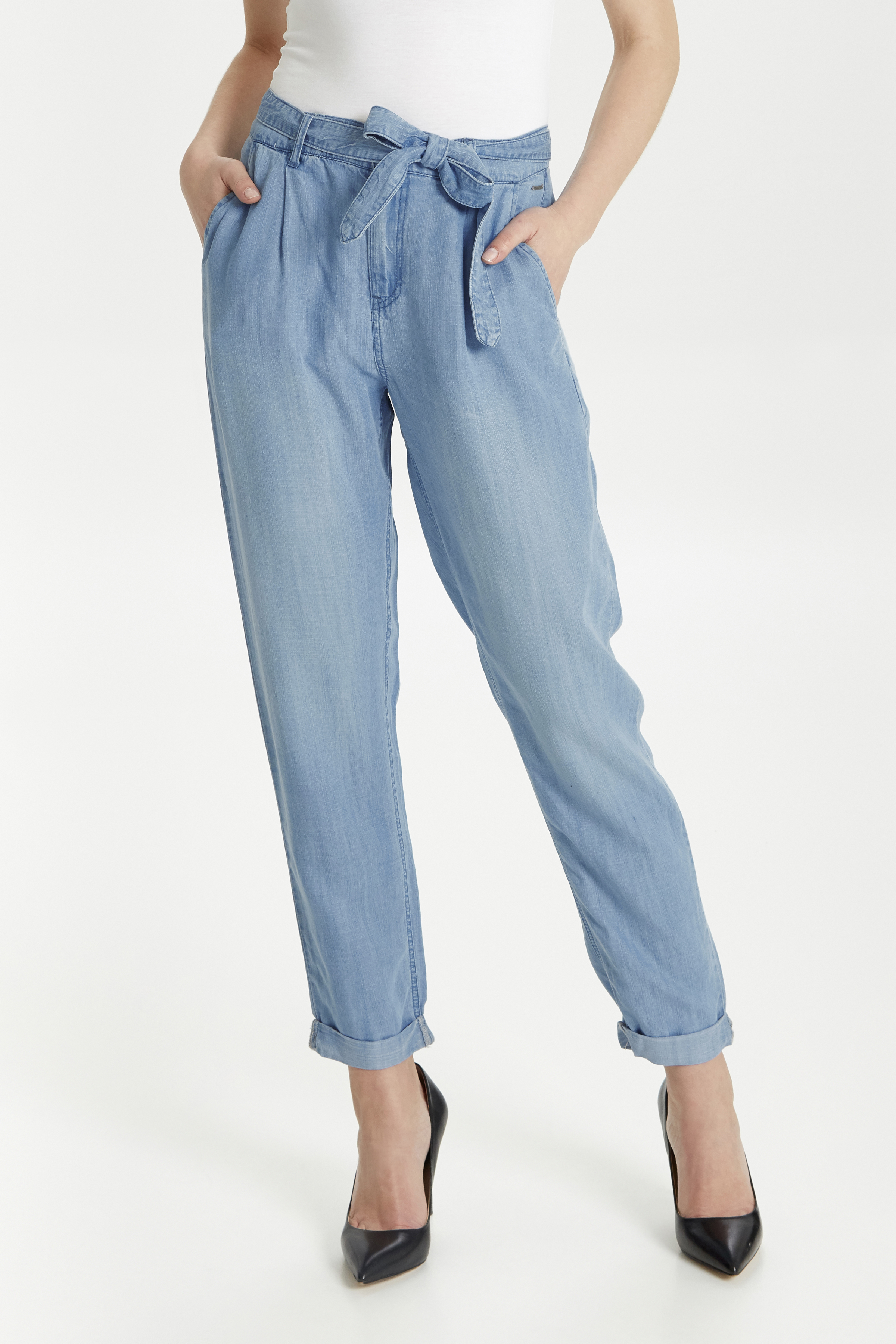 Med. blue denim