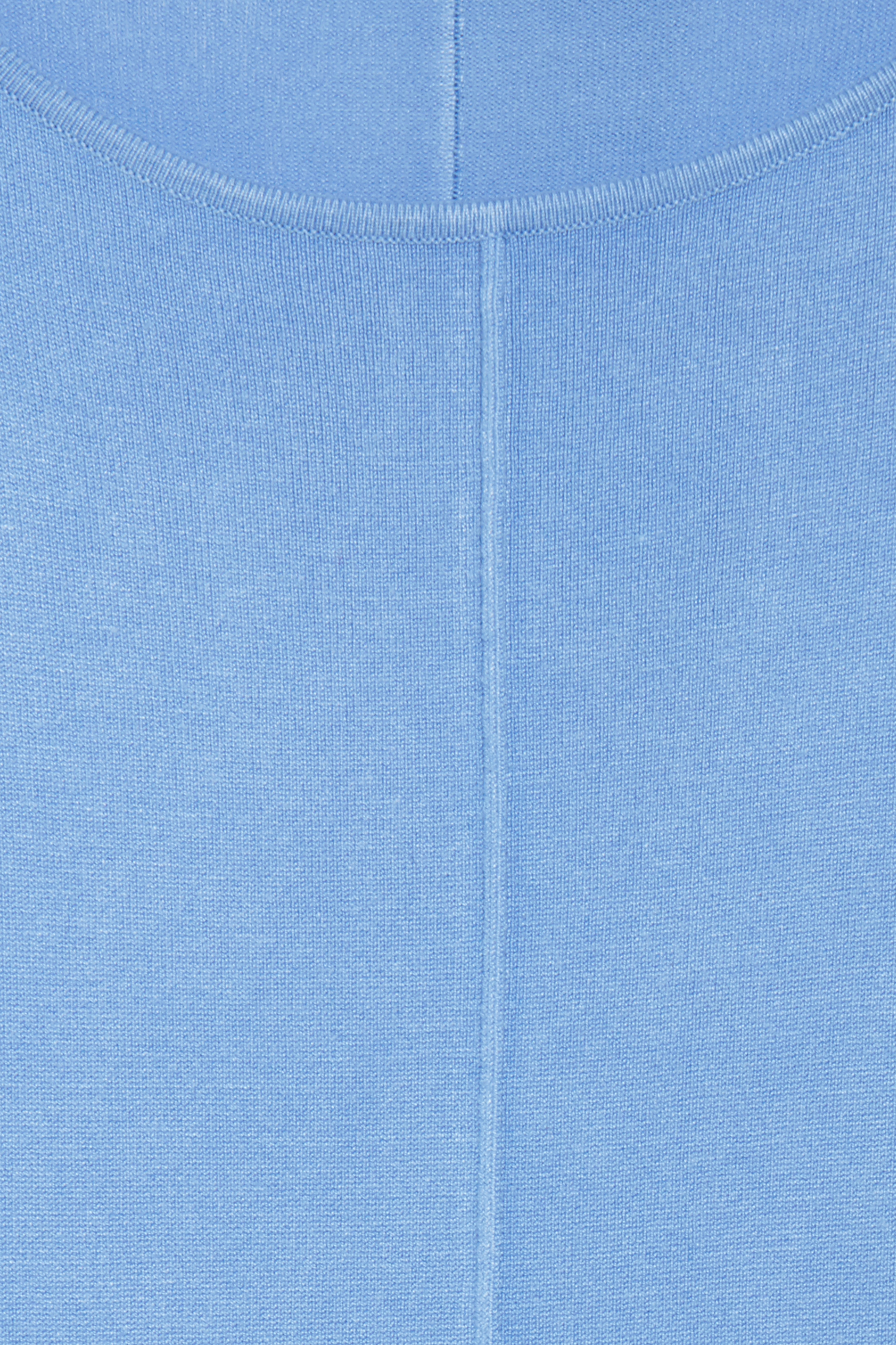 MEL. Cornflower Blue Strikpullover fra b.young – Køb MEL. Cornflower Blue Strikpullover fra str. XS-XXL her