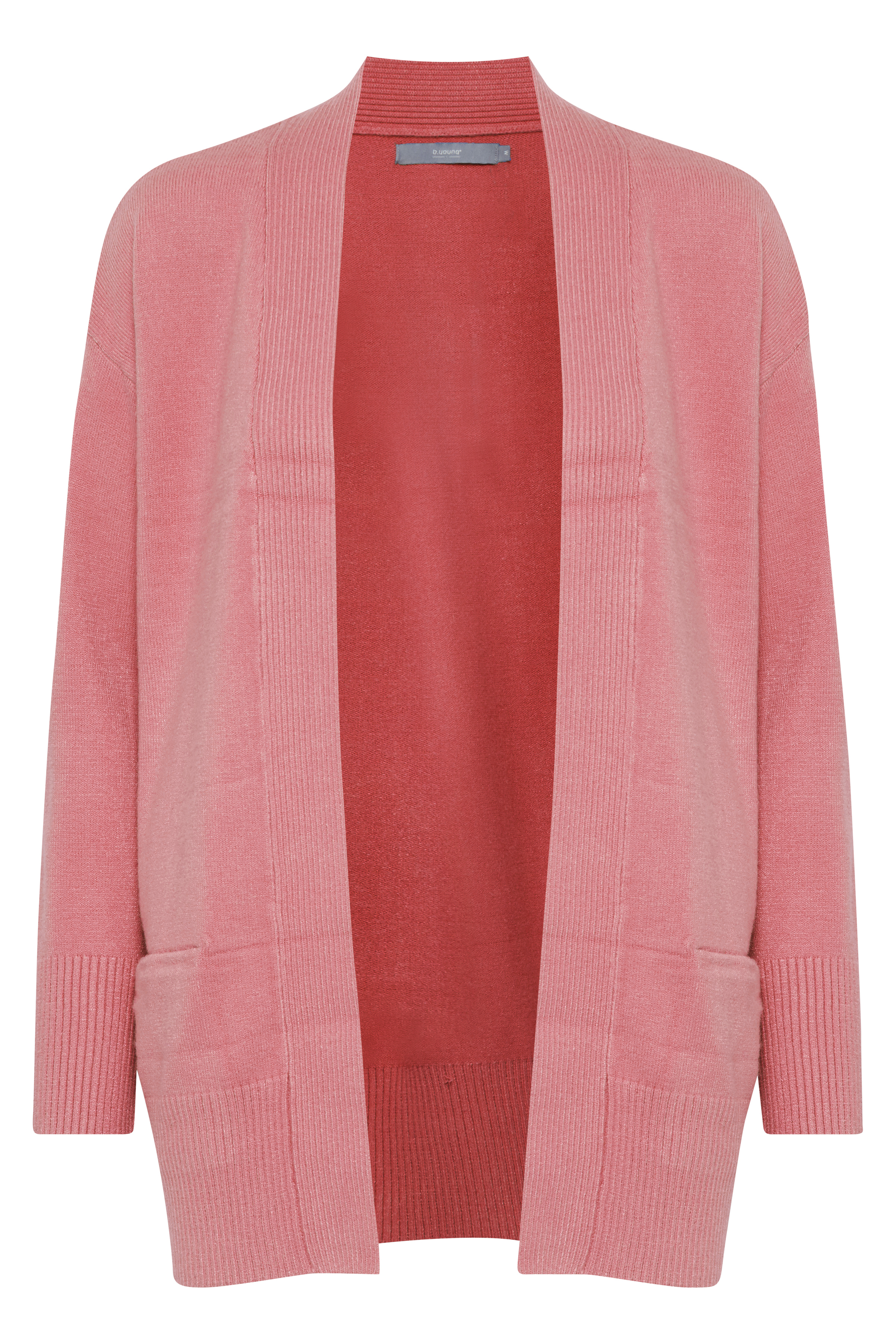 MEL. Sunkist Coral Knitted cardigan from b.young – Buy MEL. Sunkist Coral Knitted cardigan from size S-XXL here