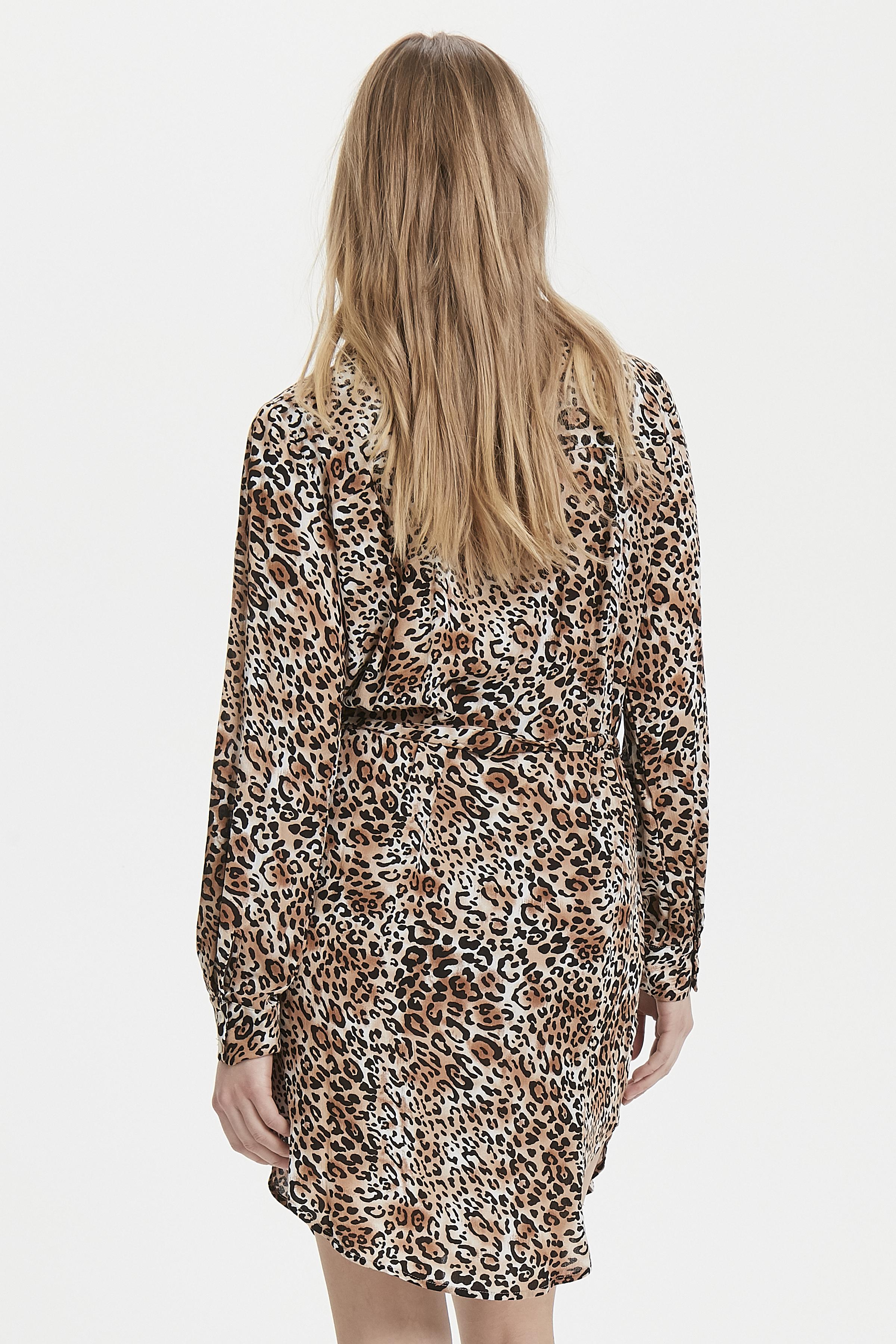 Moonlight leopard Combi 1 Kjole fra b.young – Køb Moonlight leopard Combi 1 Kjole fra str. 34-44 her