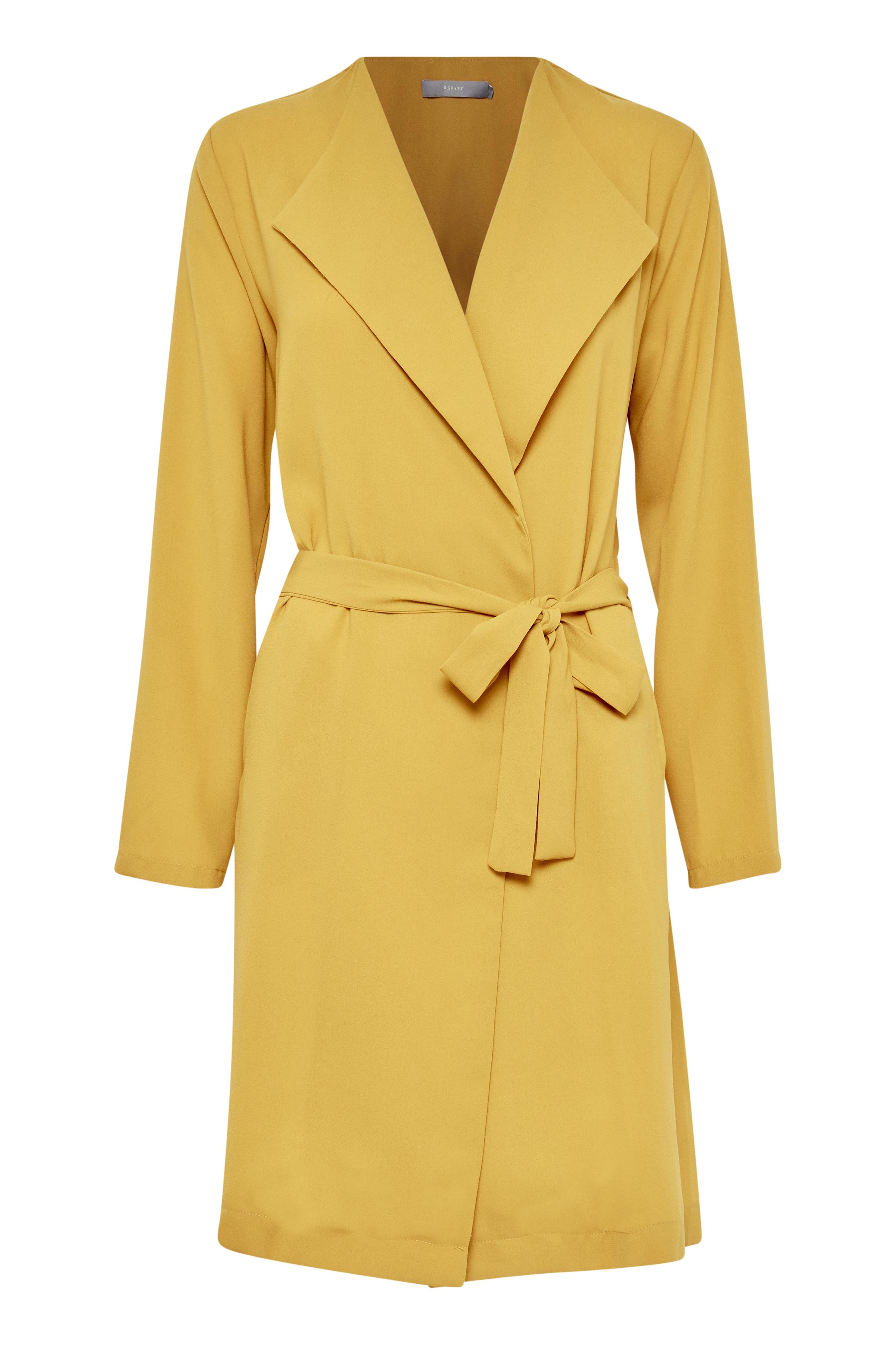Ochre Yellow Jacka från b.young – Köp Ochre Yellow Jacka från storlek 34-42 här