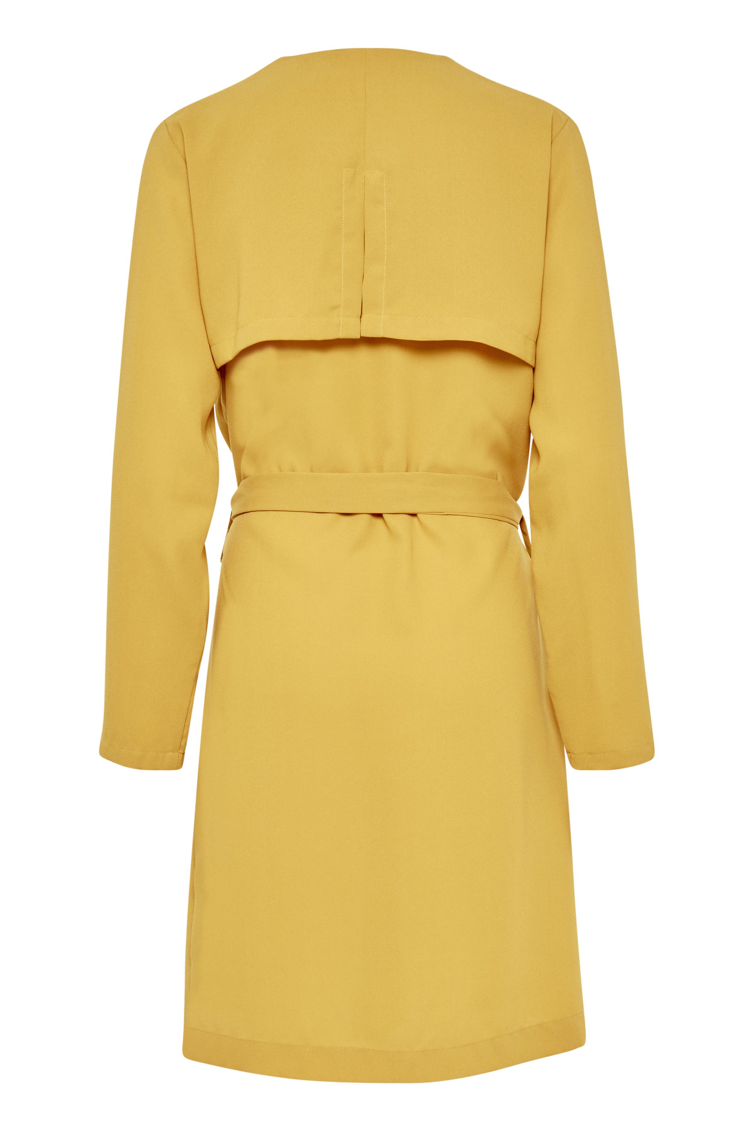 Ochre Yellow Jacke von b.young – Kaufen Sie Ochre Yellow Jacke aus Größe 34-42 hier