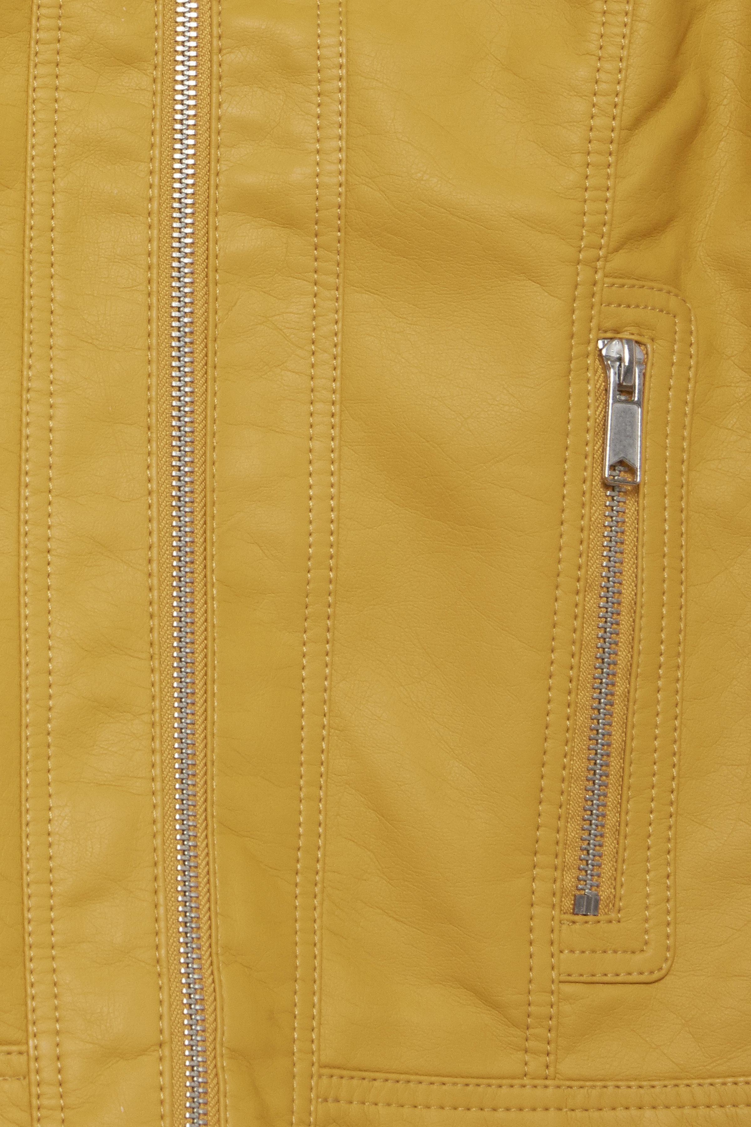 Ochre Yellow Jakke fra b.young – Køb Ochre Yellow Jakke fra str. 34-46 her