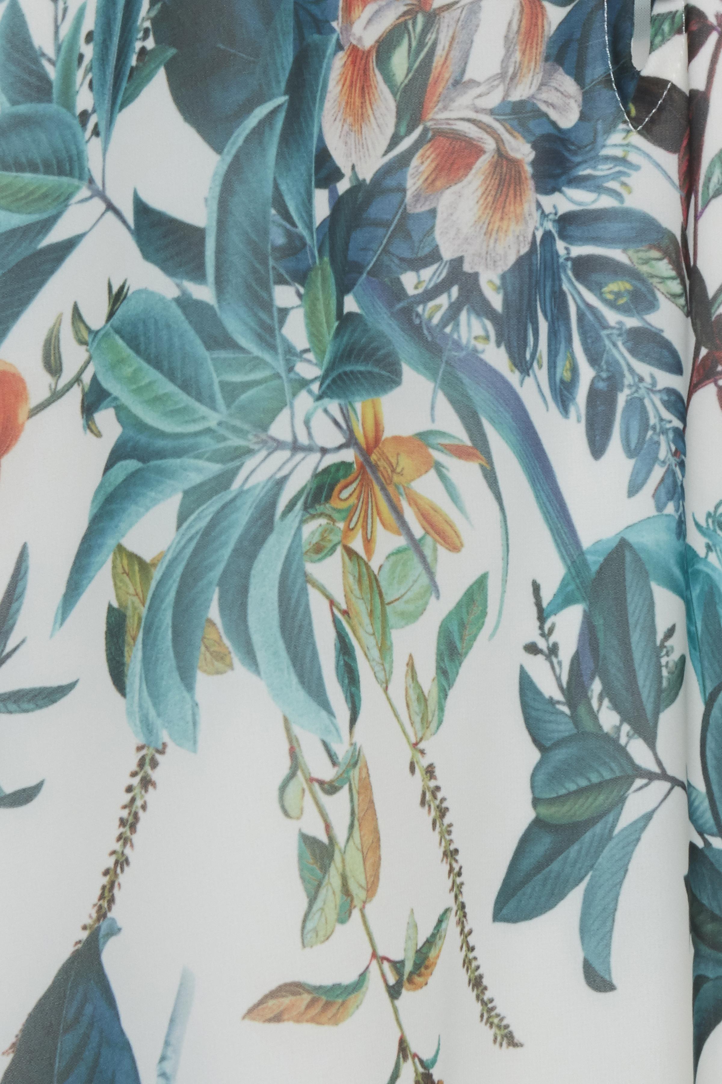 Off white combi 1 Top fra b.young – Køb Off white combi 1 Top fra str. 34-46 her