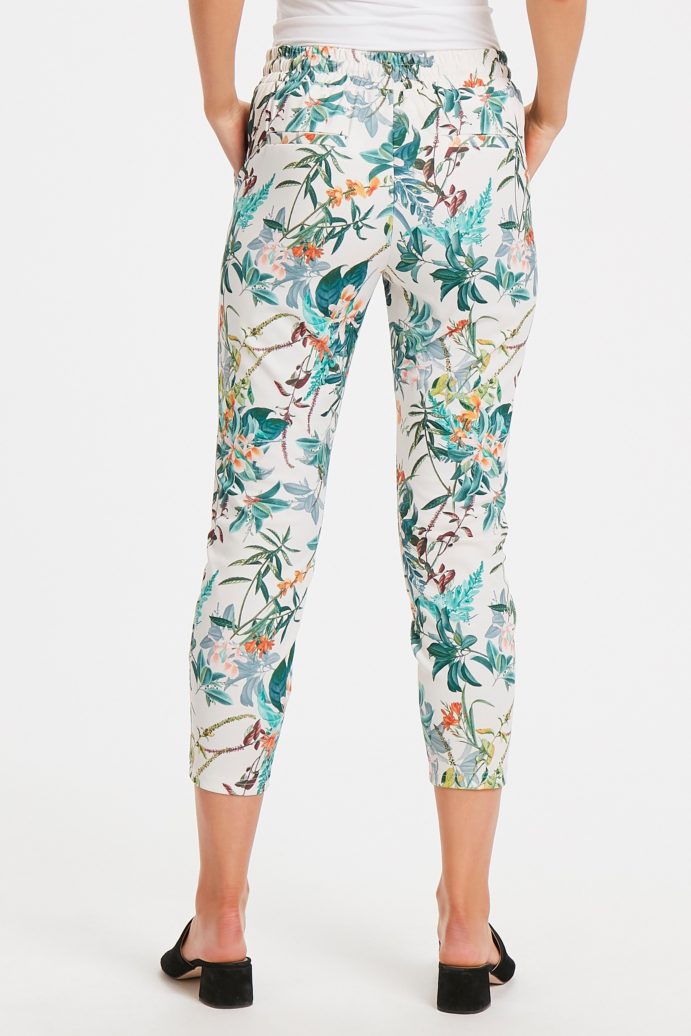 Off White combi Pants Casual fra b.young – Køb Off White combi Pants Casual fra str. XS-XXL her
