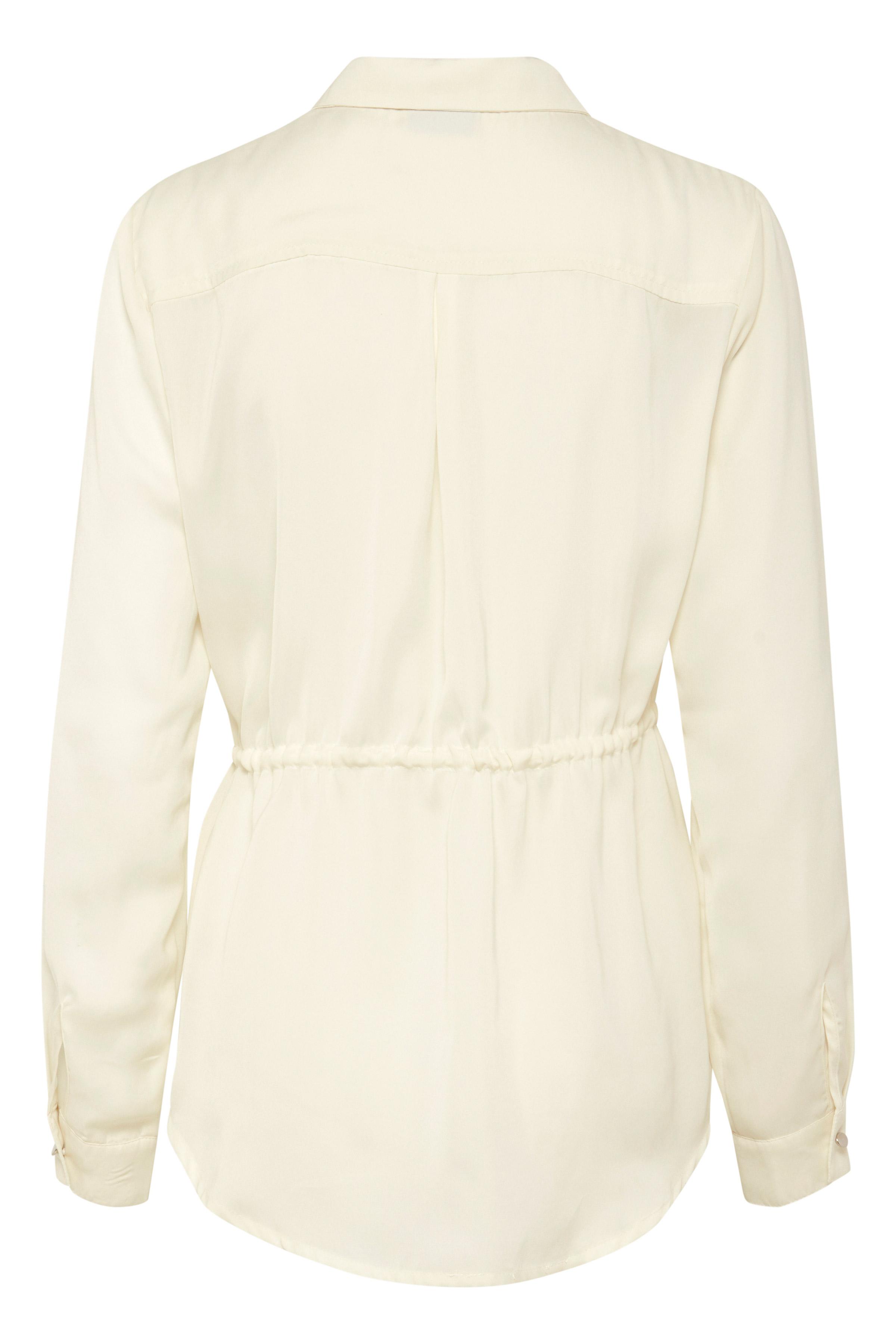 Off White Langarm - Hemd von b.young – Kaufen Sie Off White Langarm - Hemd aus Größe 36-46 hier