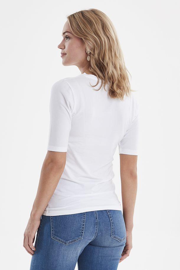 B Young ByPamila T-Shirt White - Berties Clothing