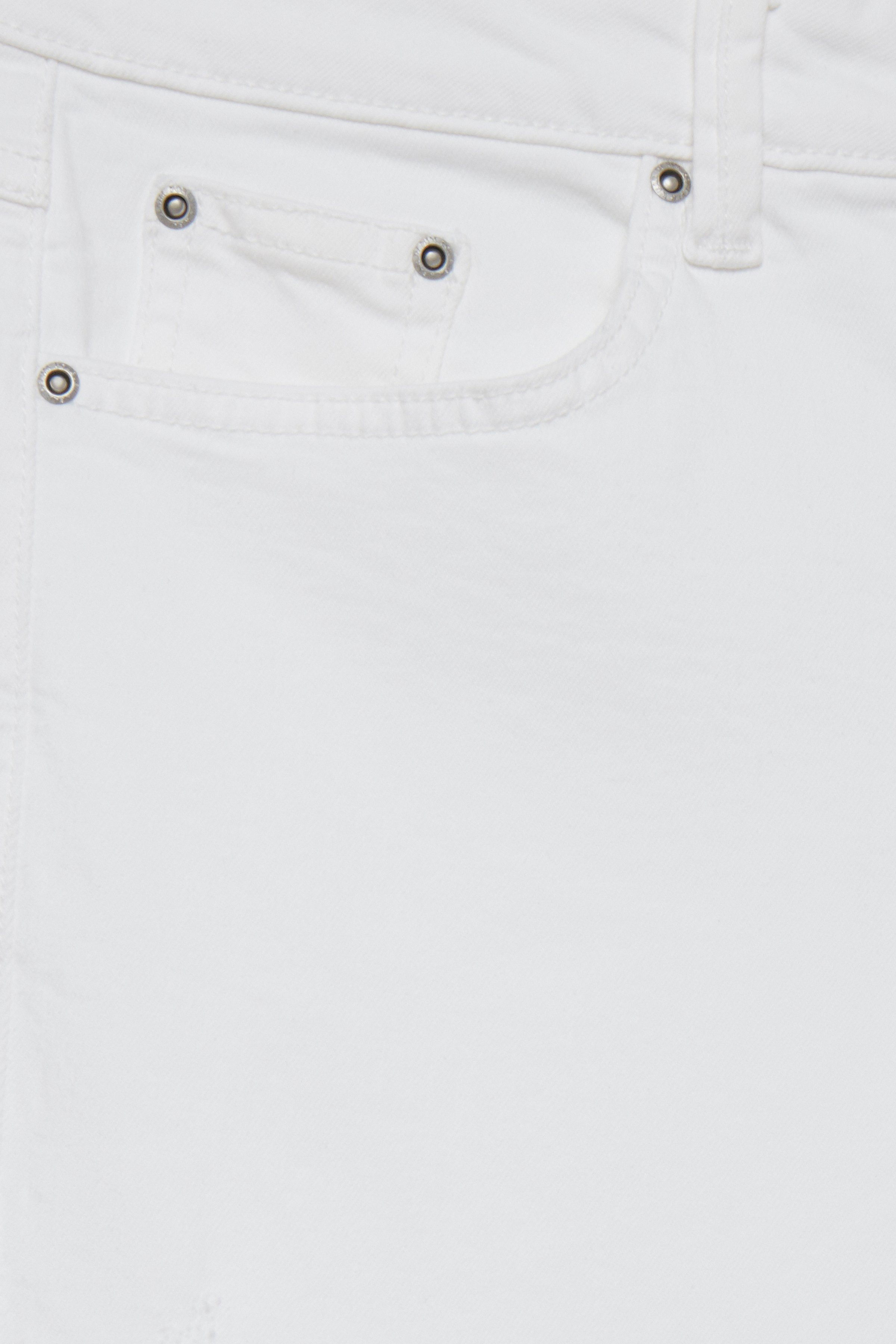 Optical White Lola luni Jeans von b.young – Kaufen Sie Optical White Lola luni Jeans aus Größe 25-36 hier