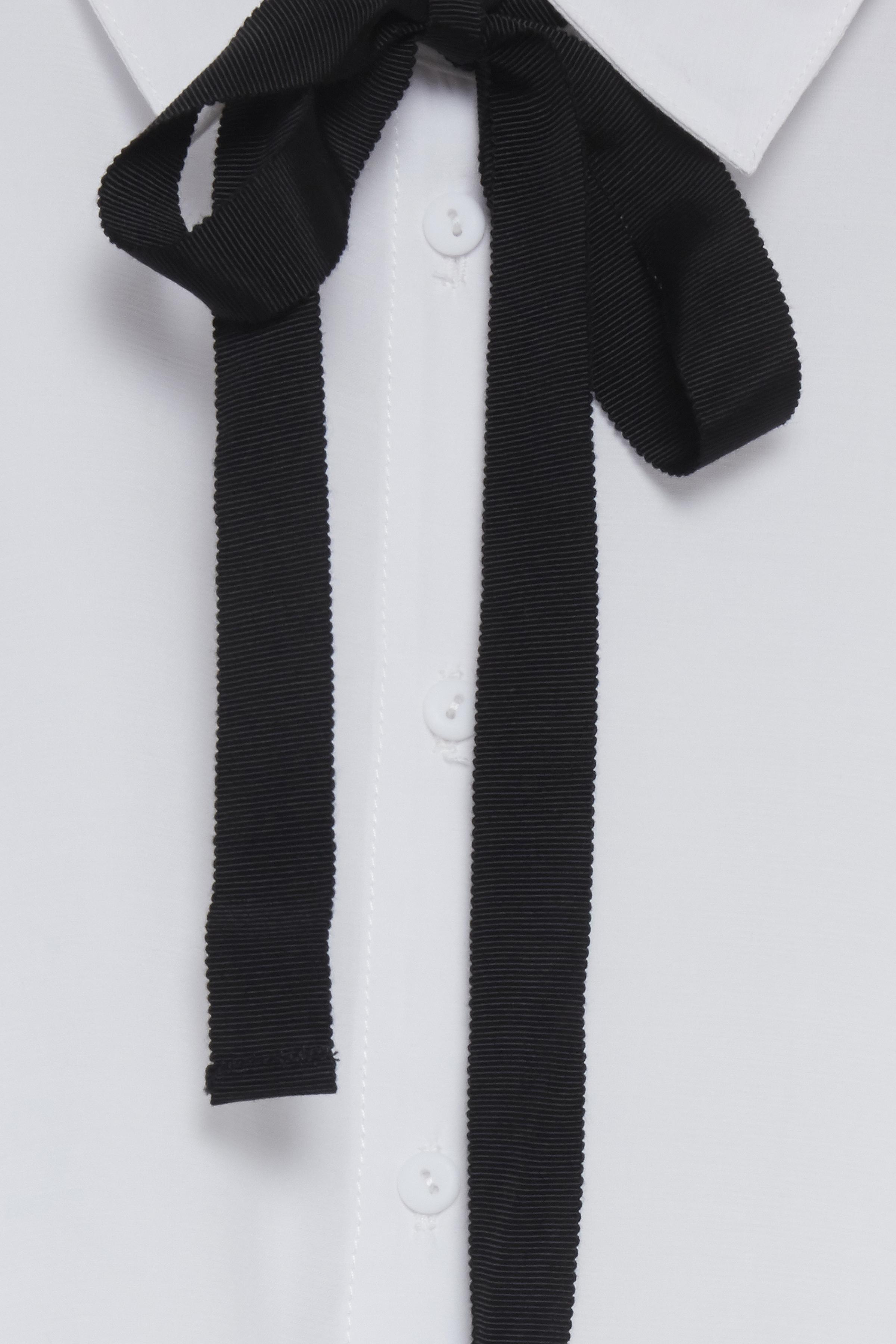 Optical White Skjorte fra b.young – Køb Optical White Skjorte fra str. 34-44 her