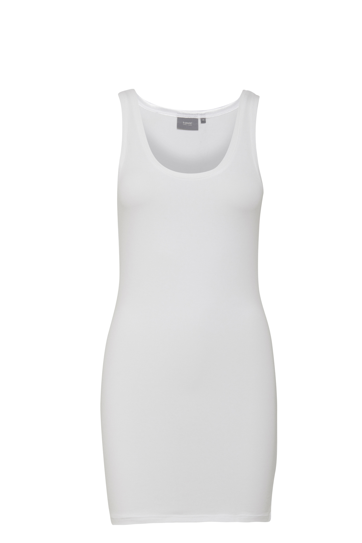 Optical White Top fra b.young – Køb Optical White Top fra str. XS-XXL her