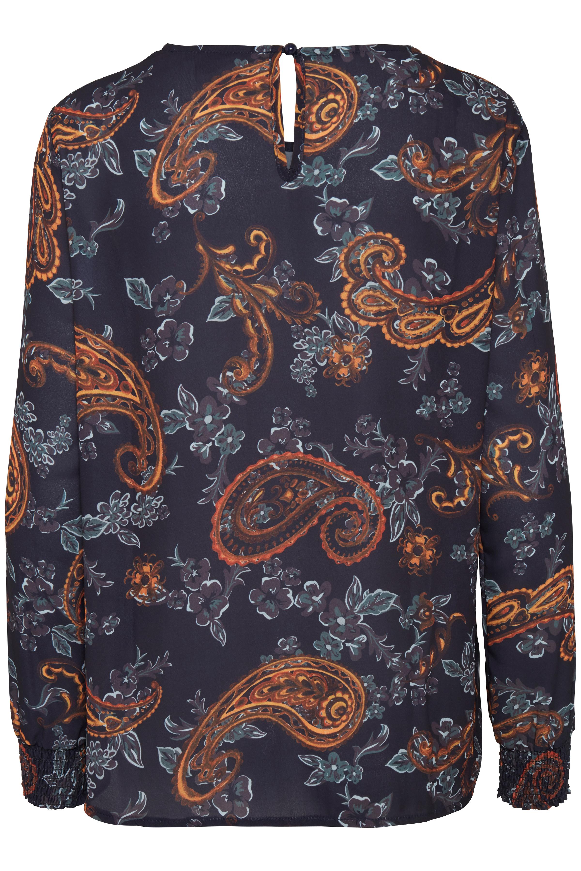 Paisley combi 1 Langærmet bluse fra b.young – Køb Paisley combi 1 Langærmet bluse fra str. 34-42 her