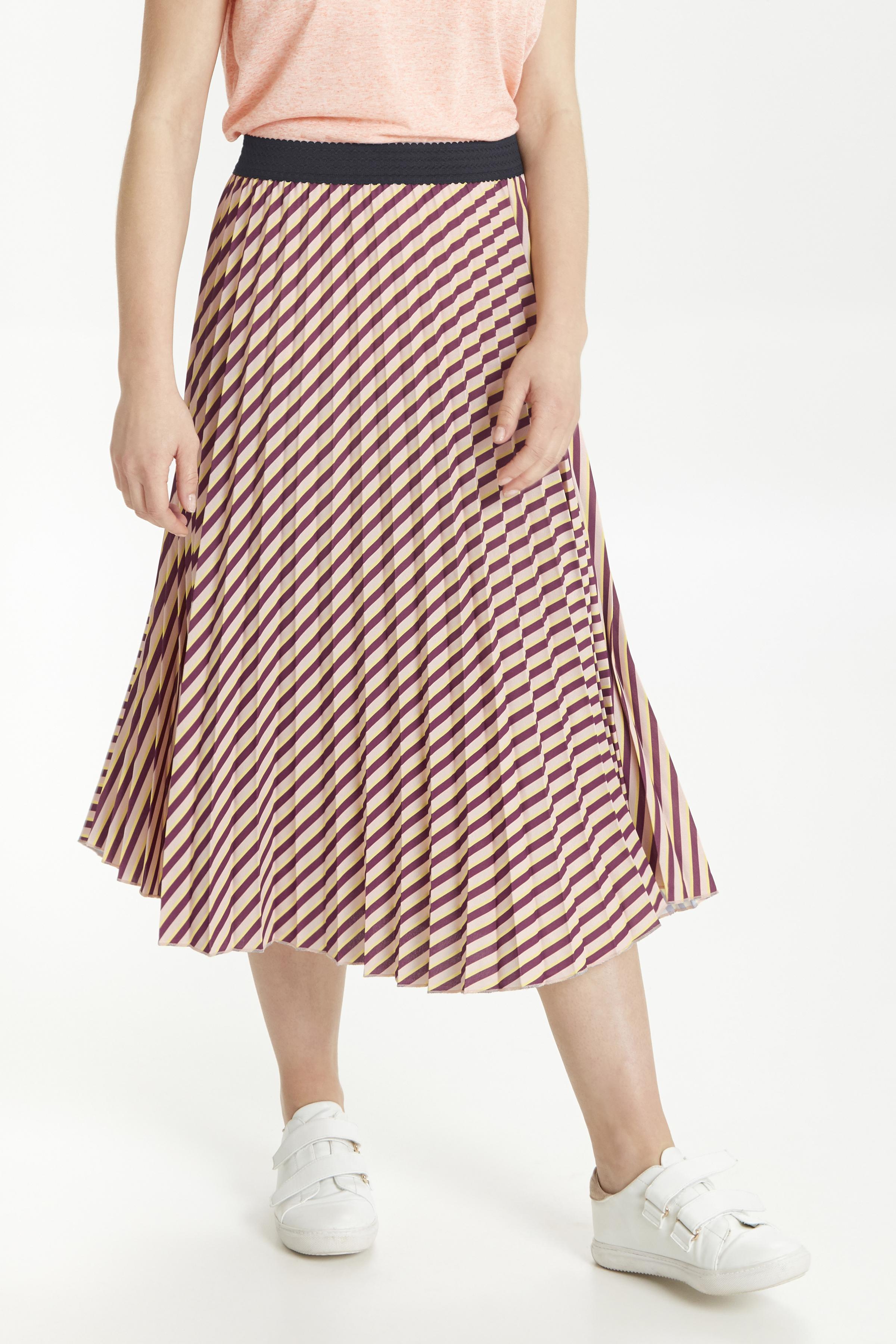 Pale Blush Stripe Combi 1