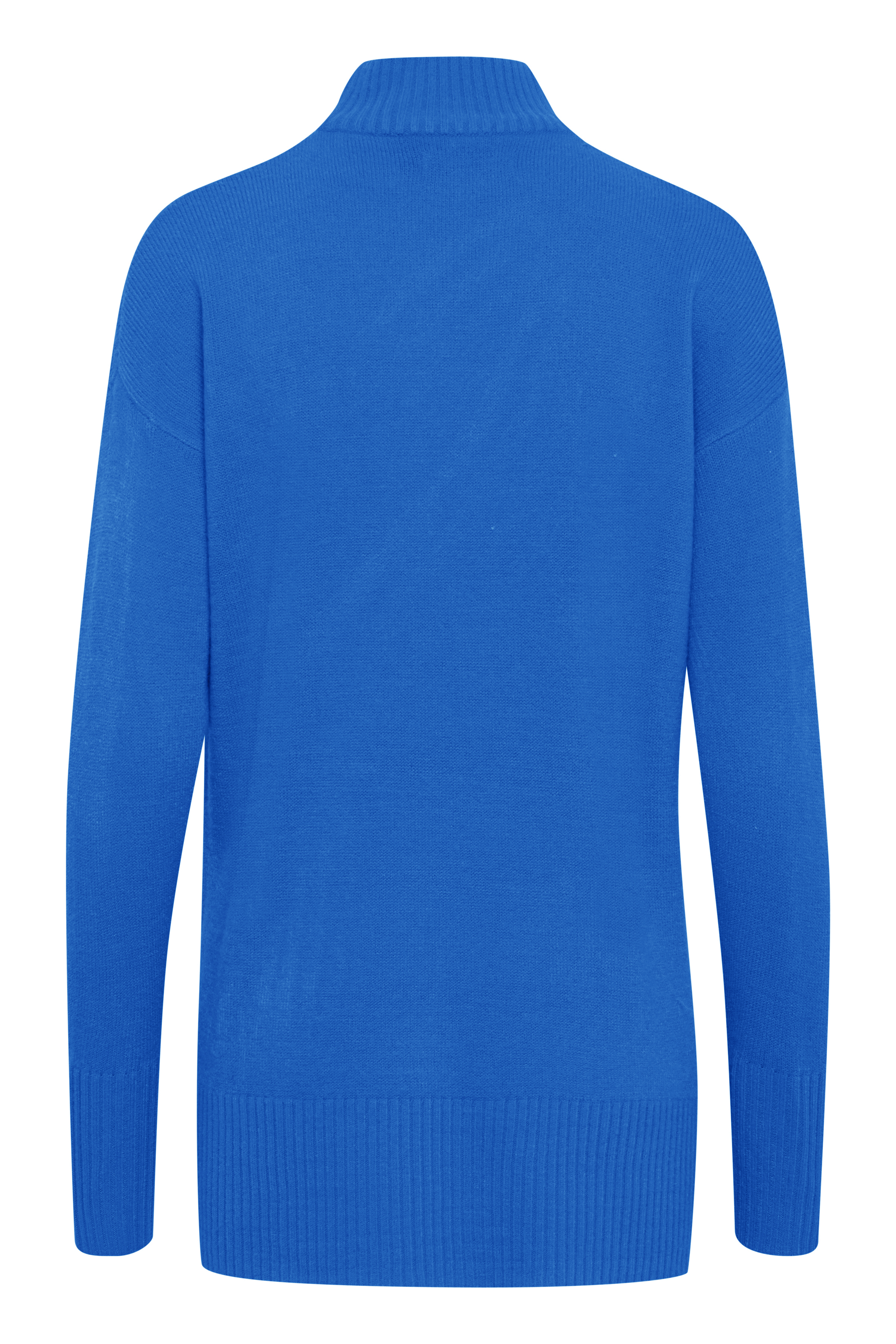 Princess Blue Strikpullover fra b.young – Køb Princess Blue Strikpullover fra str. XS-XXL her