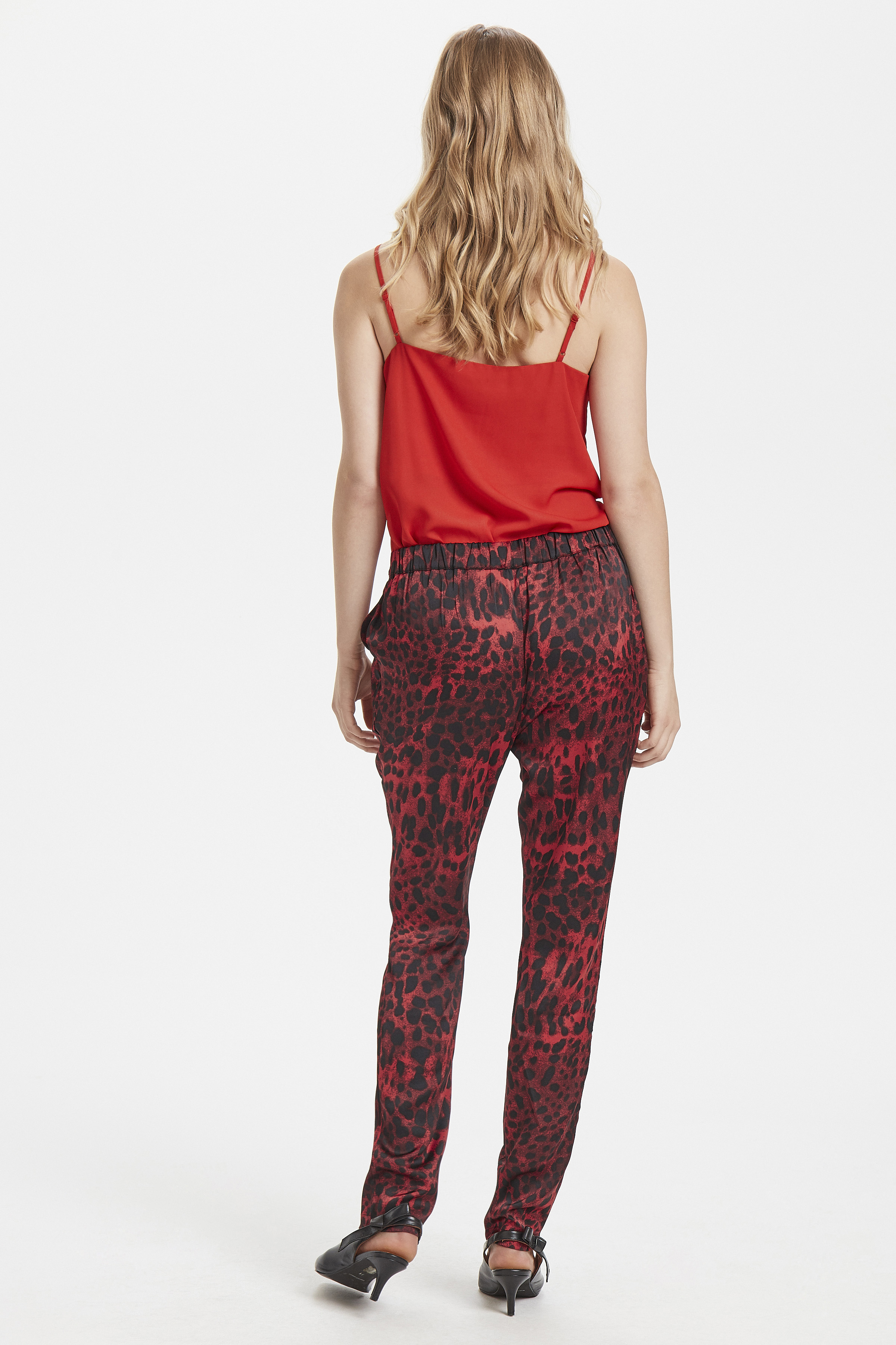 Red combi 2 Pants Casual fra b.young – Køb Red combi 2 Pants Casual fra str. 34-42 her