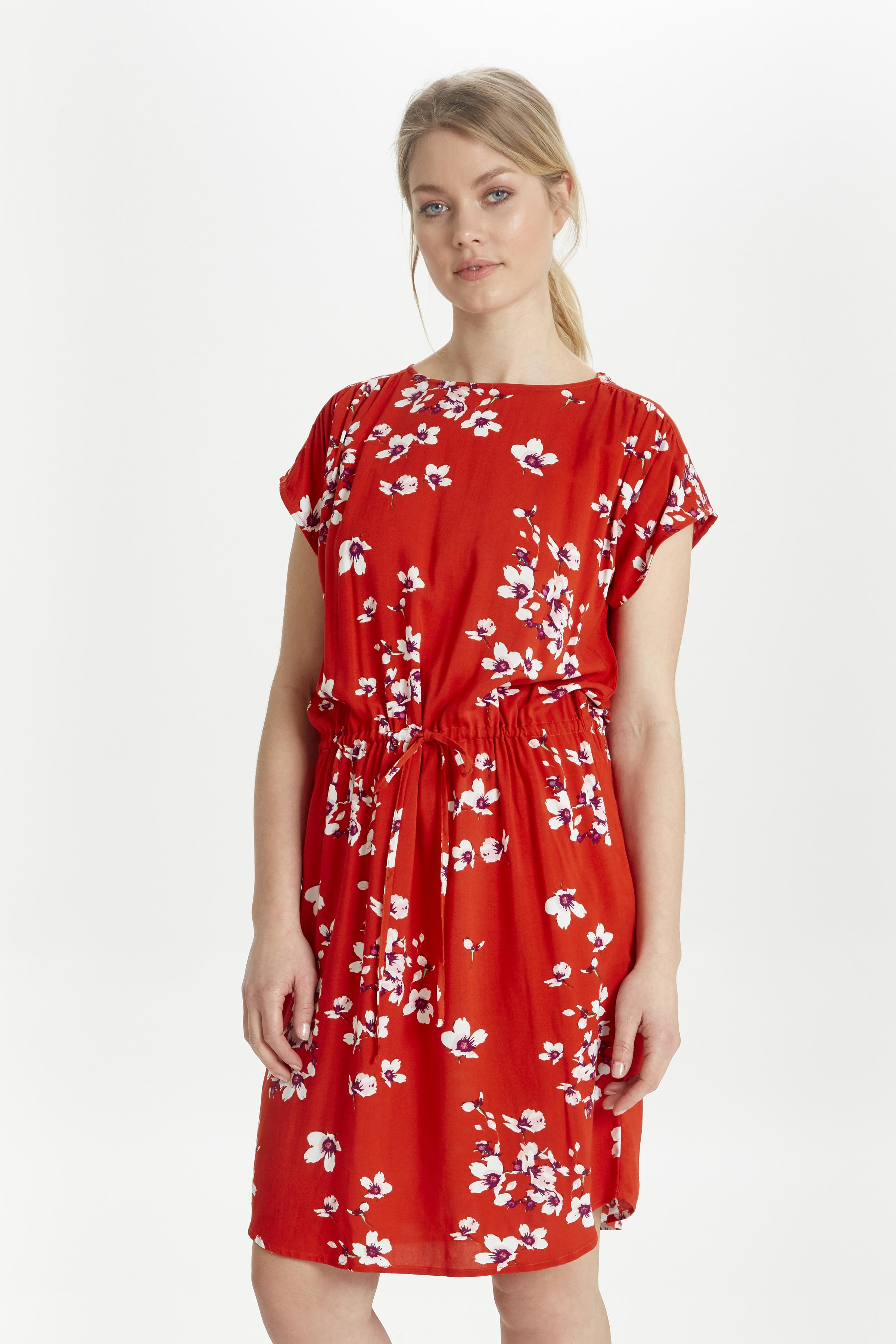 Red flower combi 10