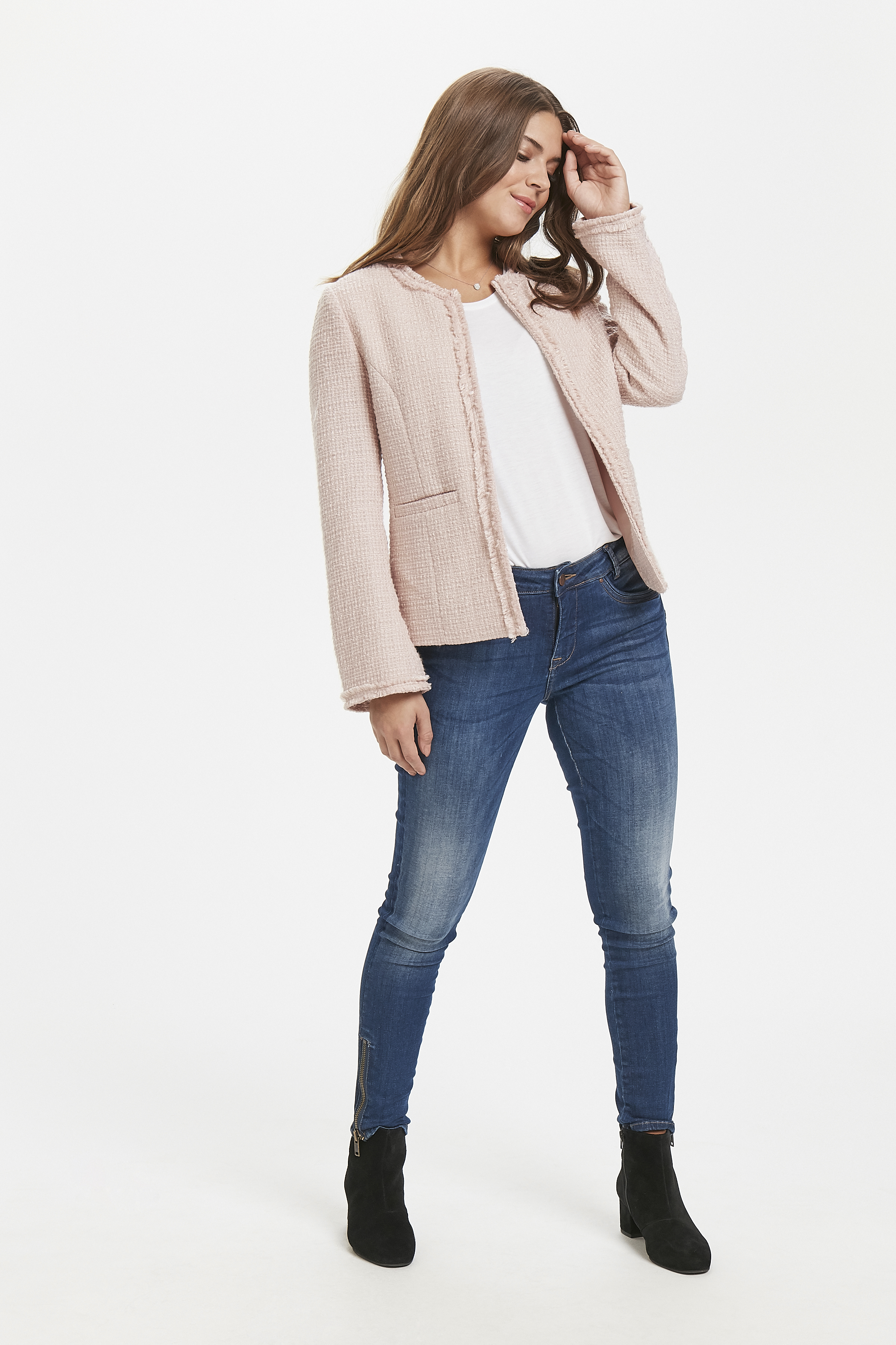Rose Cloud Jacket from b.young – Buy Rose Cloud Jacket from size 34-46 here