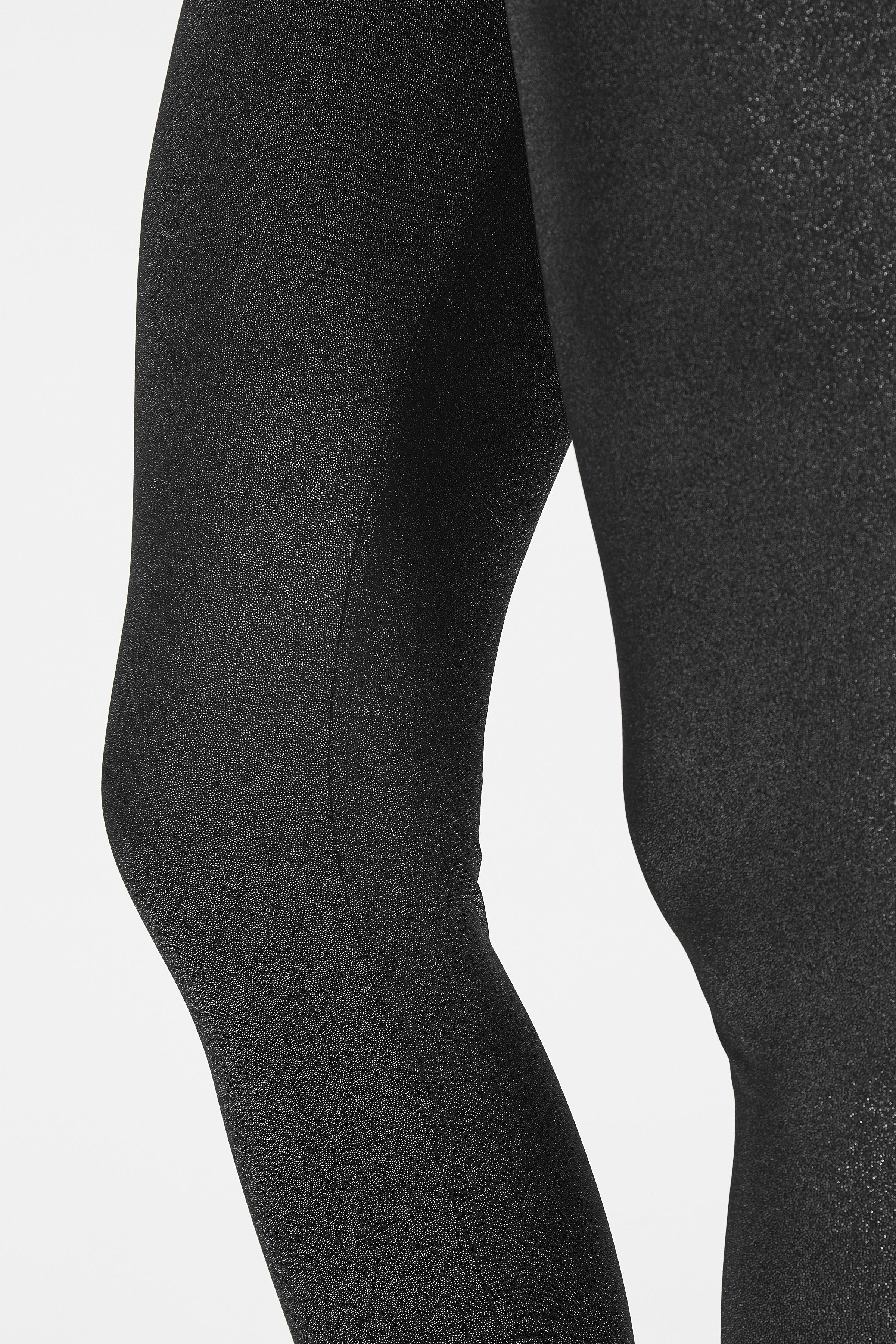 Silver combi Leggings fra b.young – Køb Silver combi Leggings fra str. XS-L her