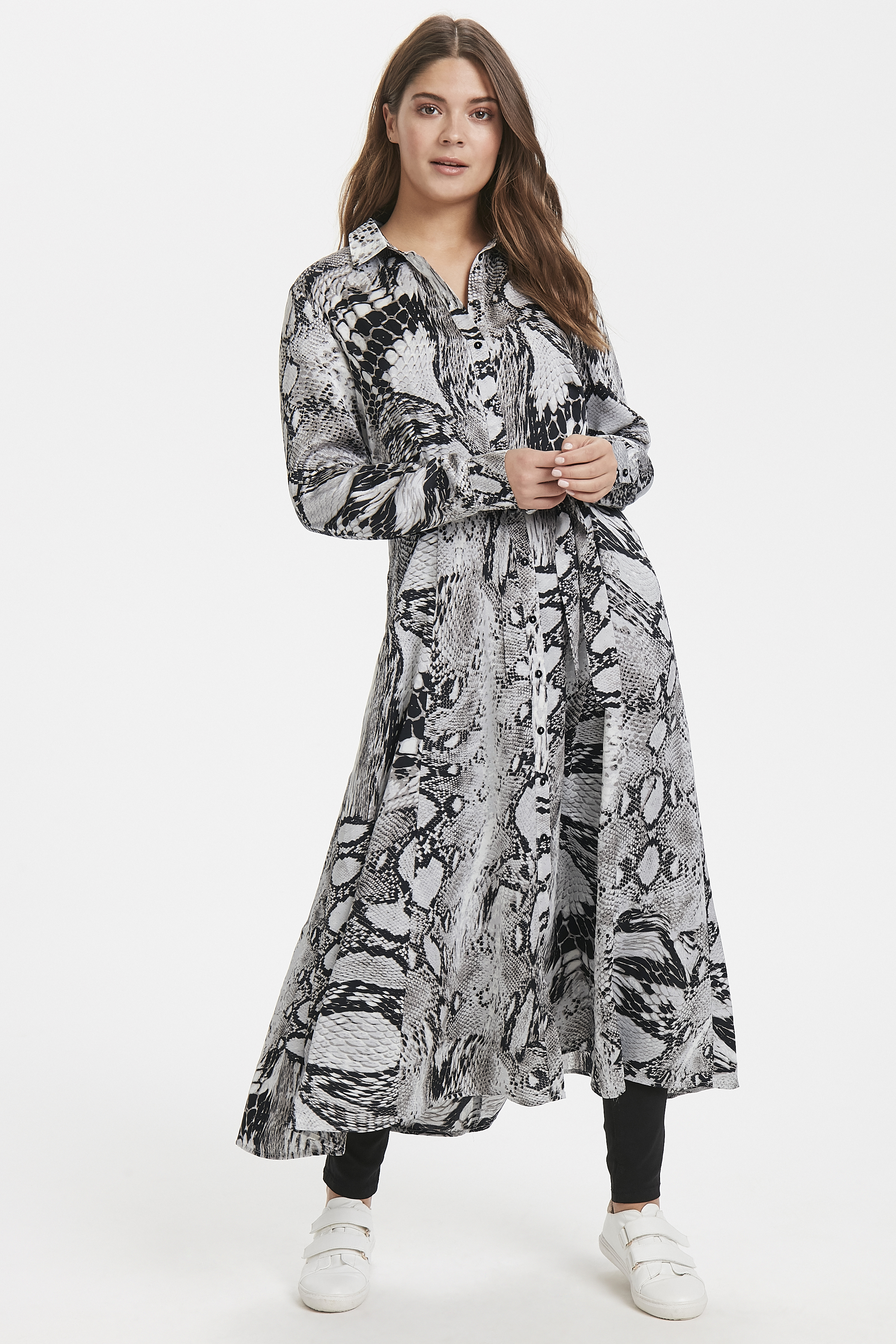 Snake combi 1 Dress from b.young – Buy Snake combi 1 Dress from size 34-42 here