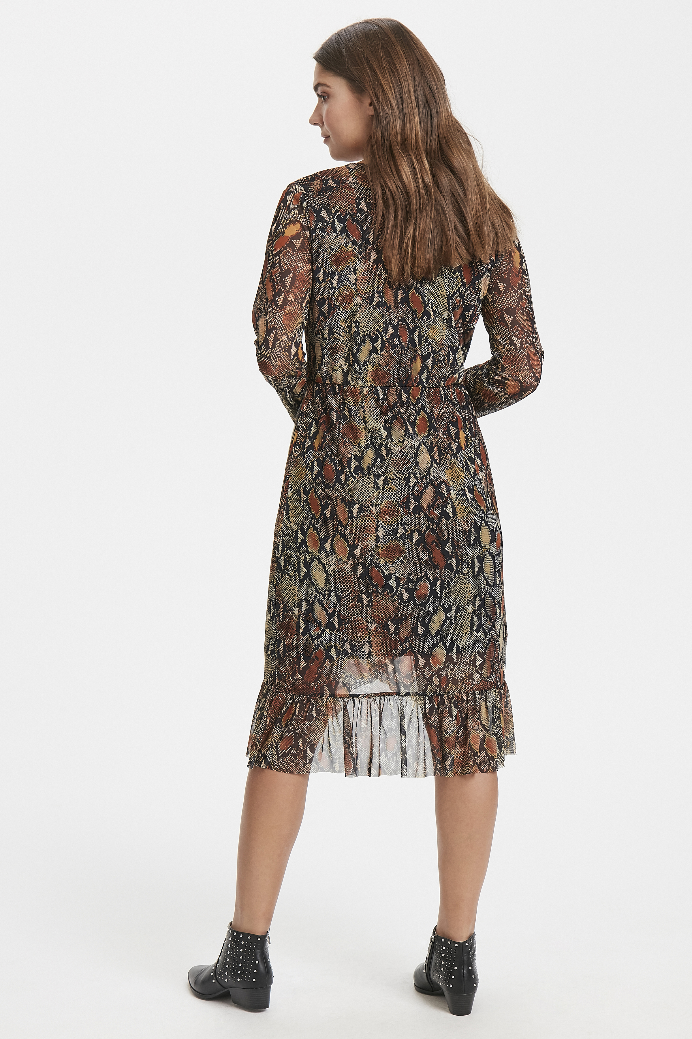 Snake combi 2 Jersey dress from b.young – Buy Snake combi 2 Jersey dress from size XS-XL here