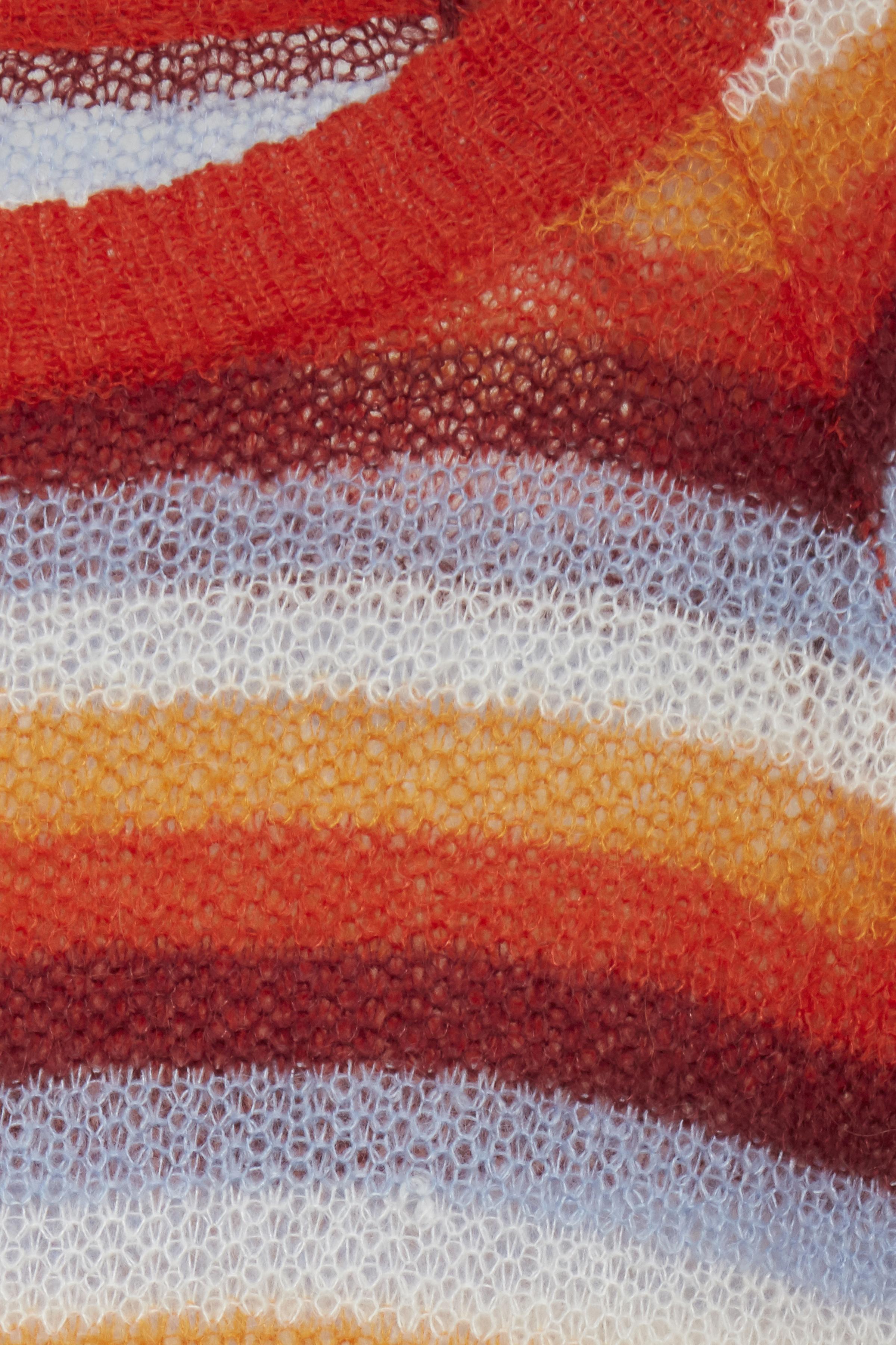 Spicy Red Combi Strikpullover fra b.young – Køb Spicy Red Combi Strikpullover fra str. XS-XXL her
