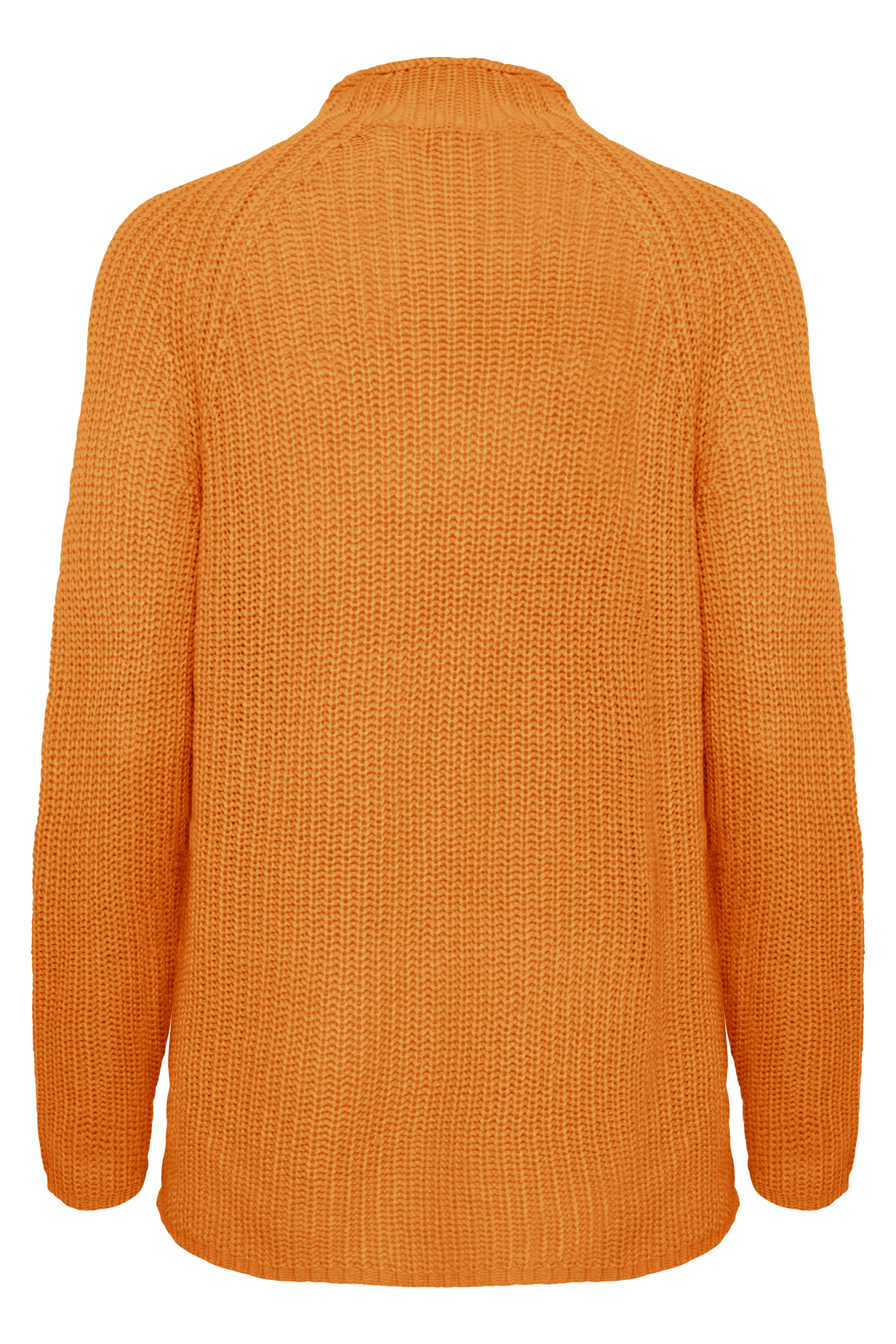 Sun Orange Knitted pullover from b.young – Buy Sun Orange Knitted pullover from size XS-XXL here