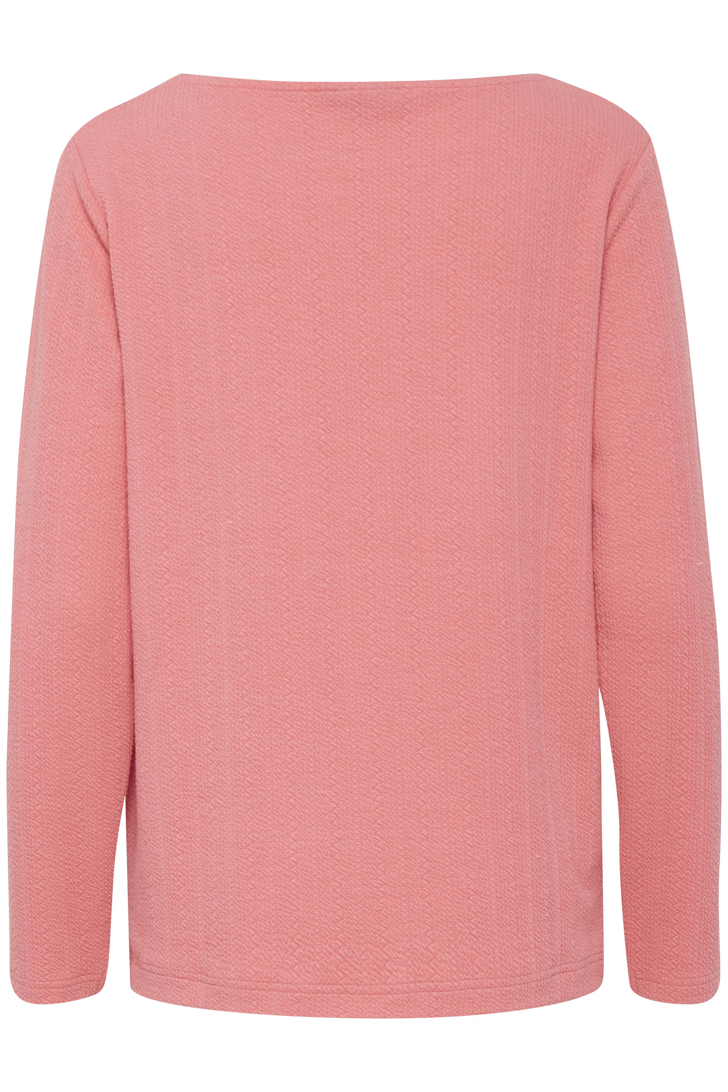 Sunkist Coral Langarm-Shirt von b.young – Kaufen Sie Sunkist Coral Langarm-Shirt aus Größe S-XXL hier