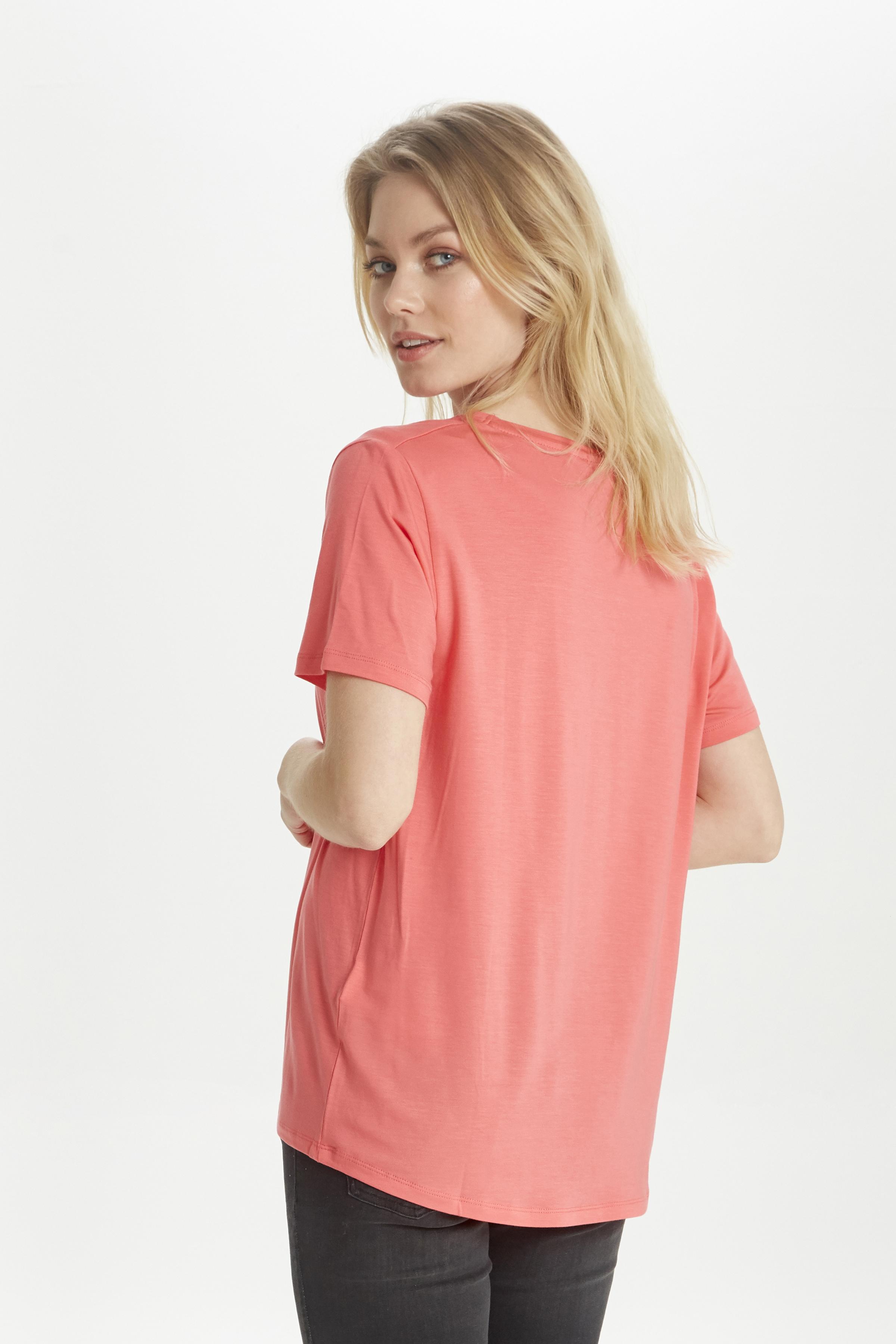 Sunkist Coral T-shirt von b.young – Kaufen Sie Sunkist Coral T-shirt aus Größe S-XXL hier