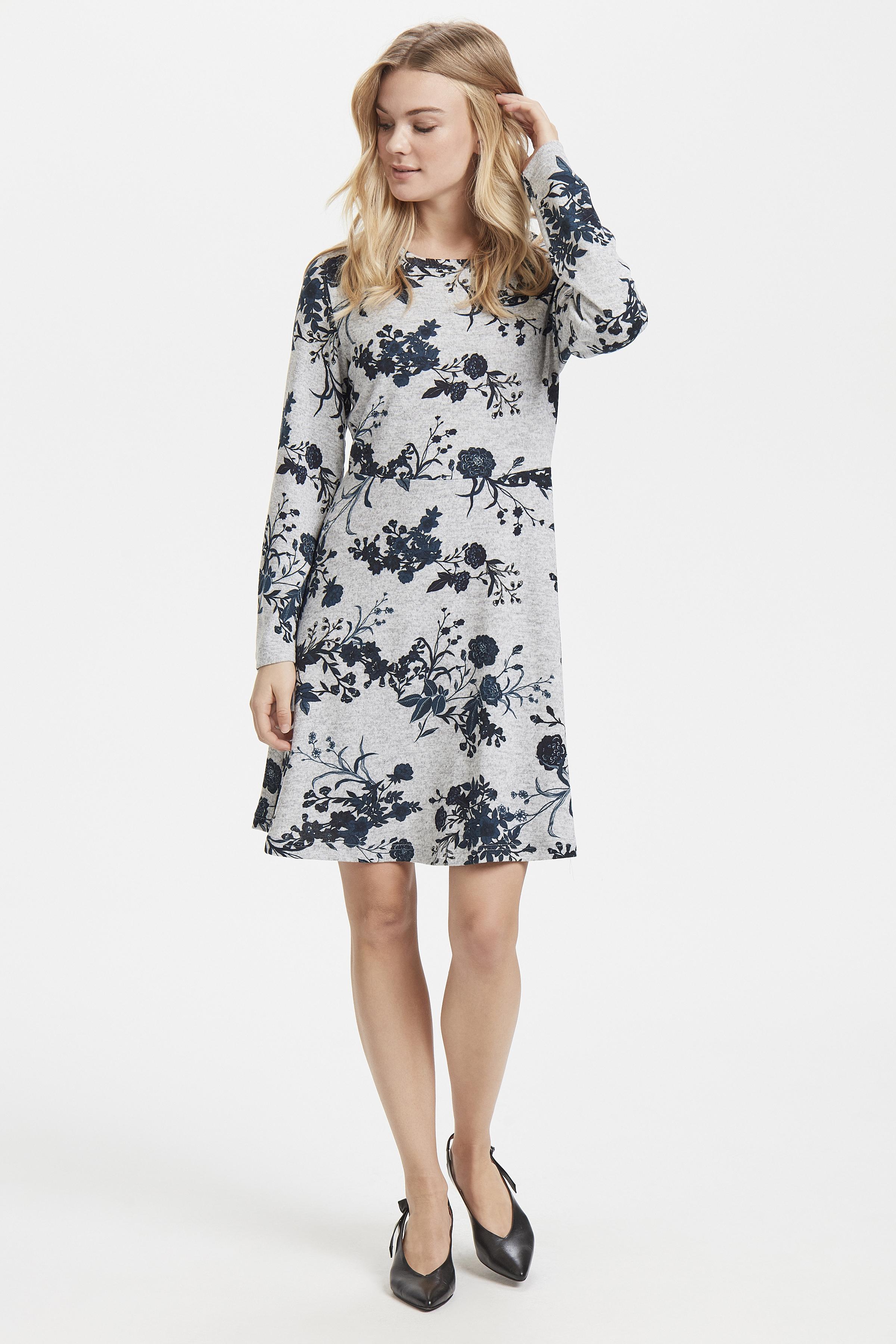 Teal Combi 1 Jersey kjole fra b.young - Kjøp Teal Combi 1 Jersey kjole fra størrelse XS-XL her