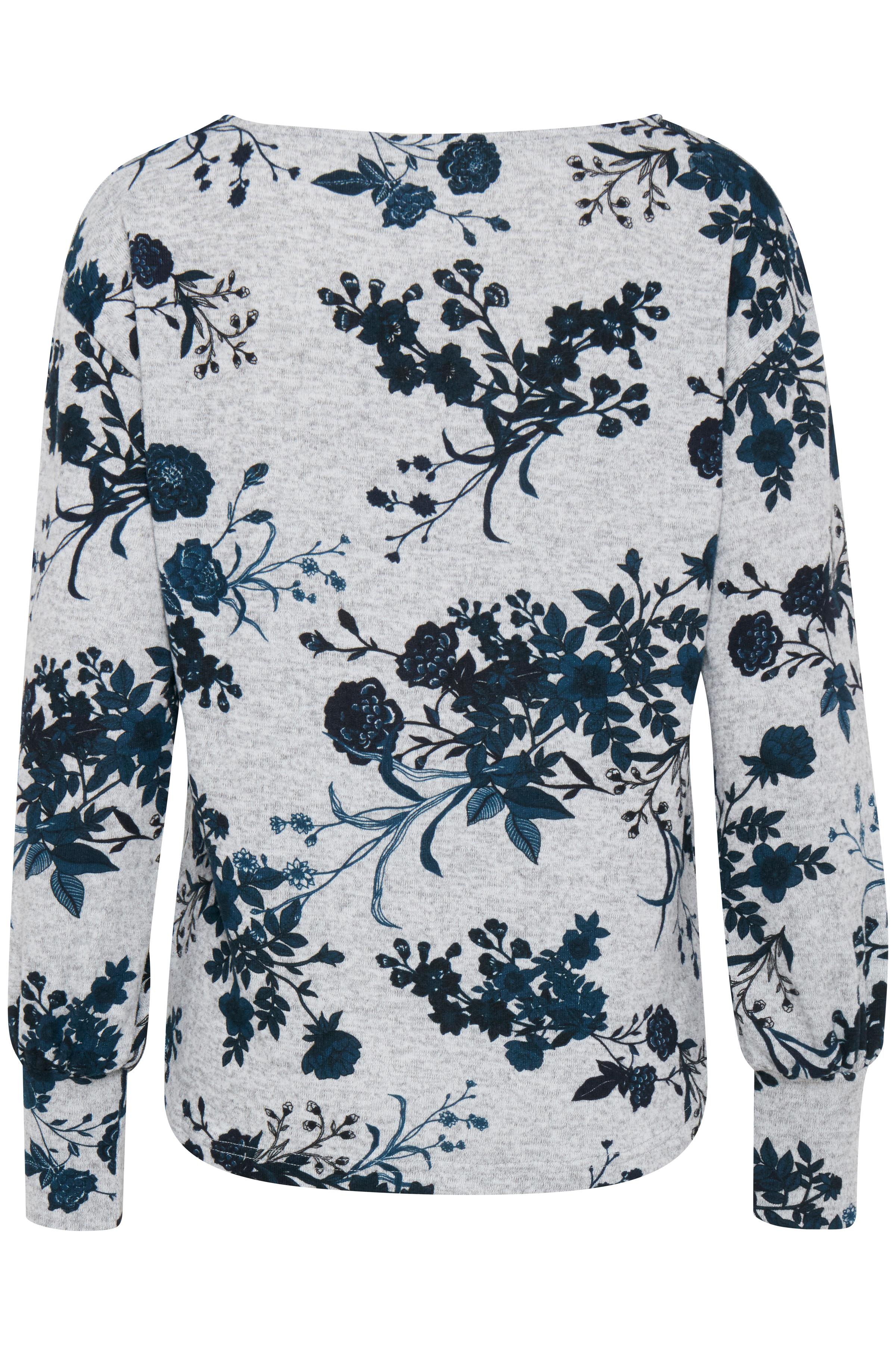 Teal combi 1 Langærmet bluse fra b.young – Køb Teal combi 1 Langærmet bluse fra str. XS-XXL her