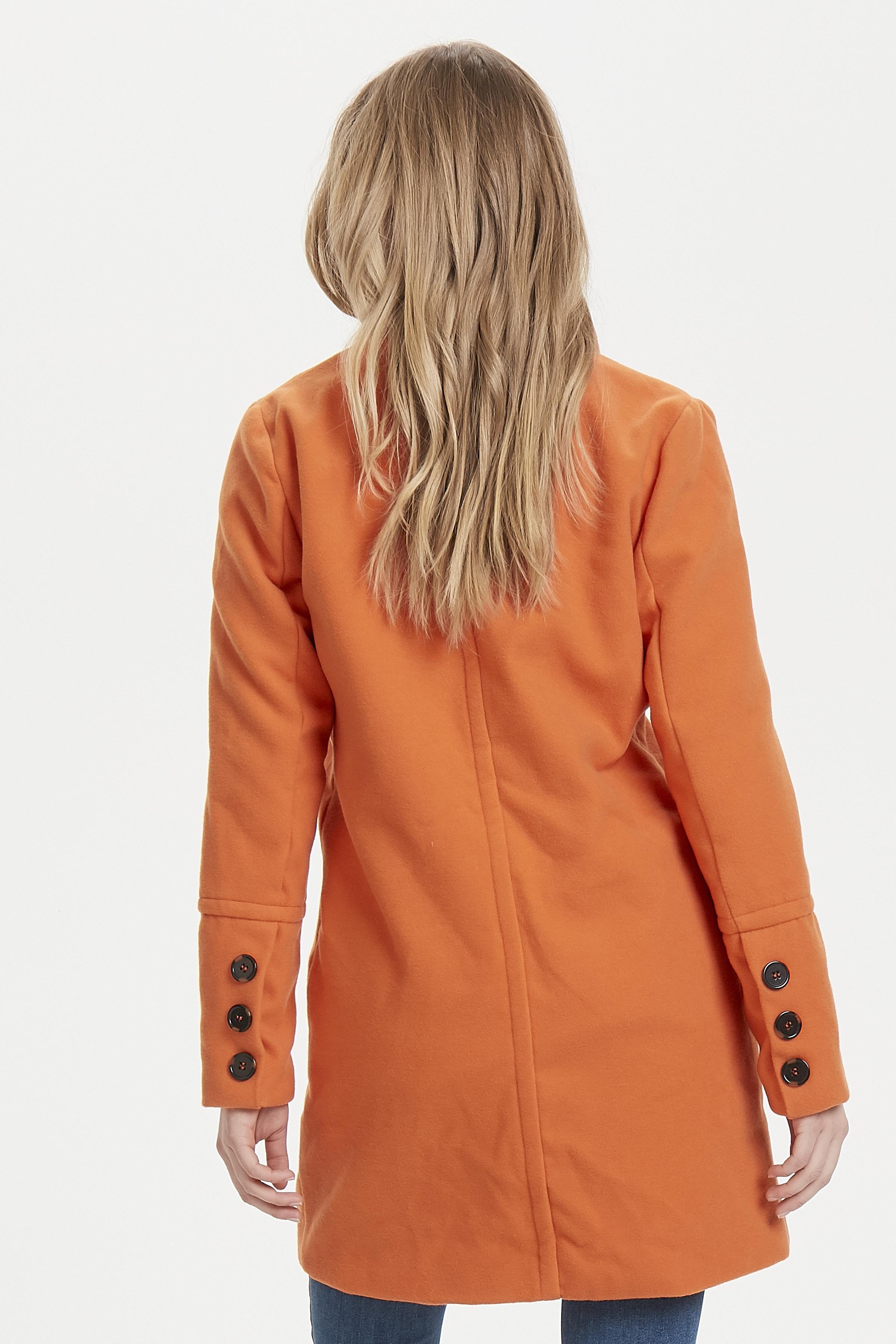 Tulip Orange Jas van b.young – Koop Tulip Orange Jas hier van size 34-40