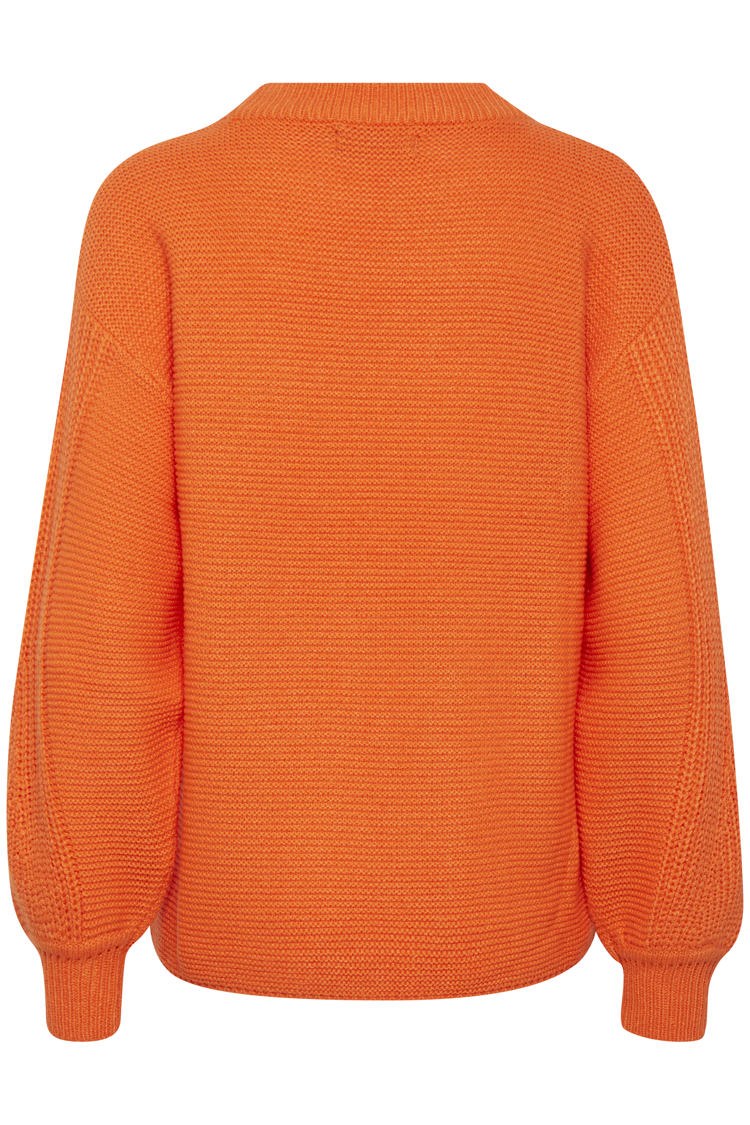 Tulip Orange Knitted pullover from b.young – Buy Tulip Orange Knitted pullover from size S-XXL here
